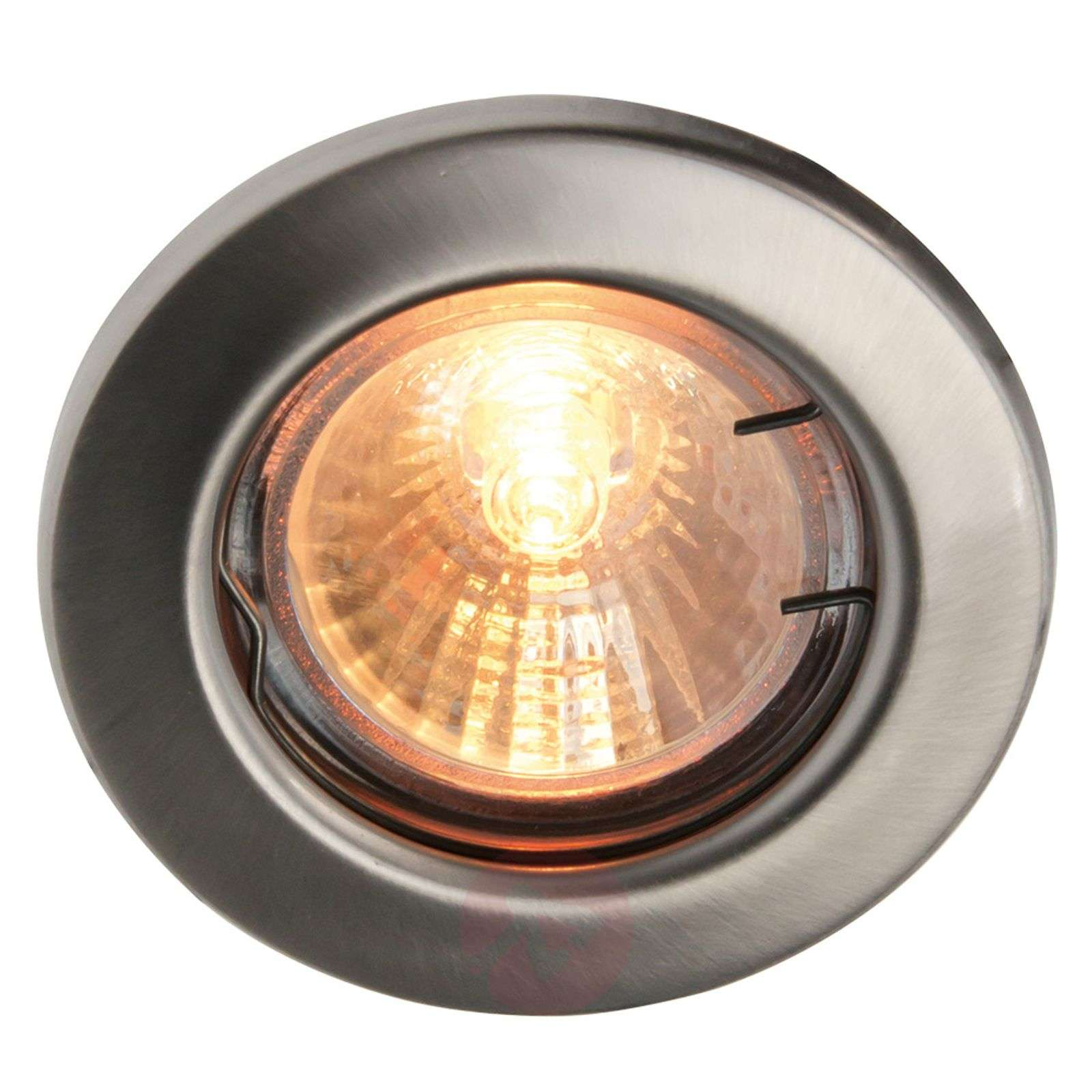 Low Voltage Recessed Light Stainless Steel Mr16