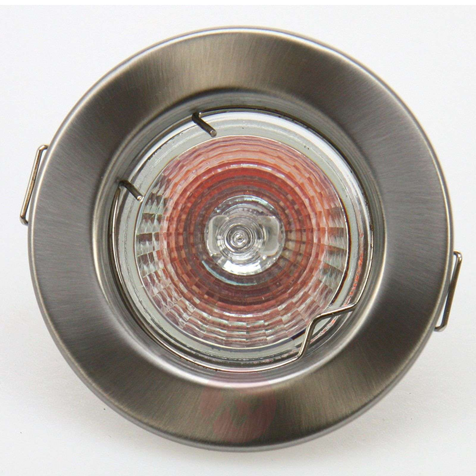 Low voltage recessed light stainless steel mr16 lights low voltage recessed light stainless steel mr16 9504107 01 aloadofball Images