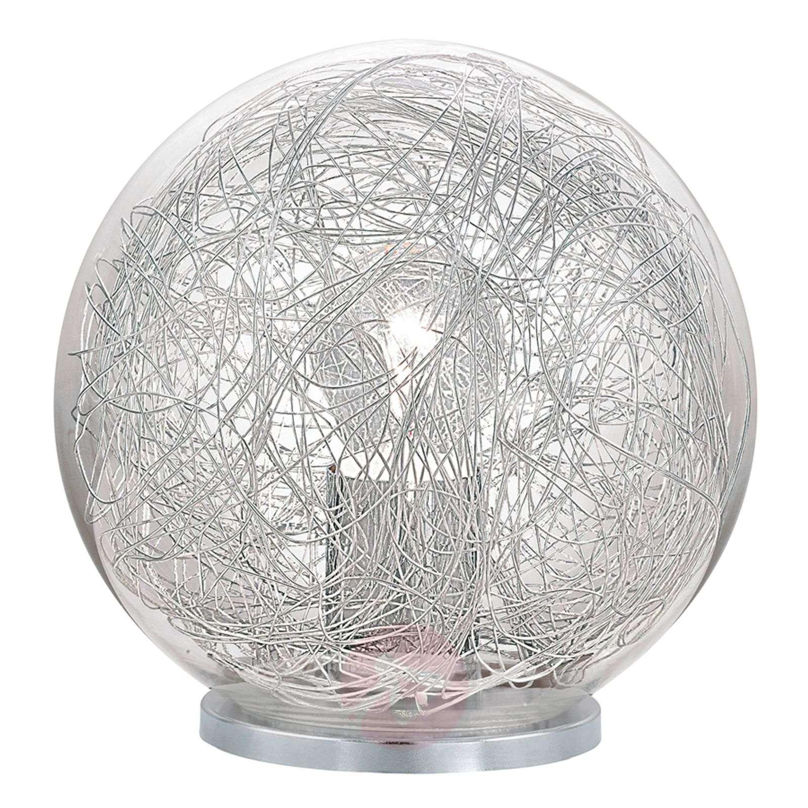 Luberio stylish, spherical table lamp-3031973-01