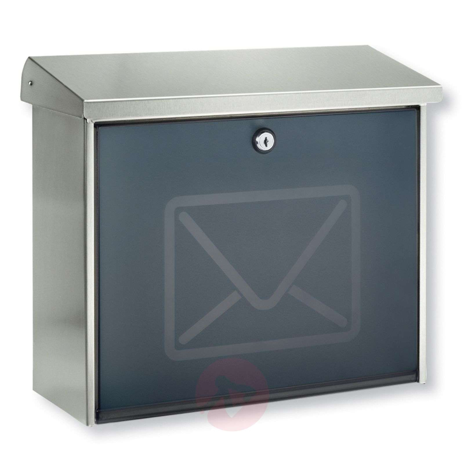 Lucca letter box w/ decorative letter image-1532030-01