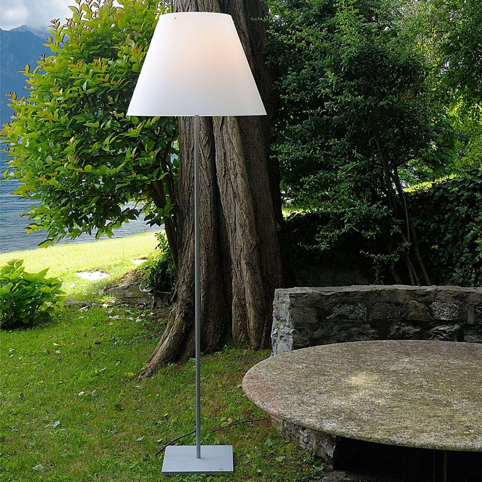 Luceplan Grande Costanza Open Air, mobile base-6030173-01