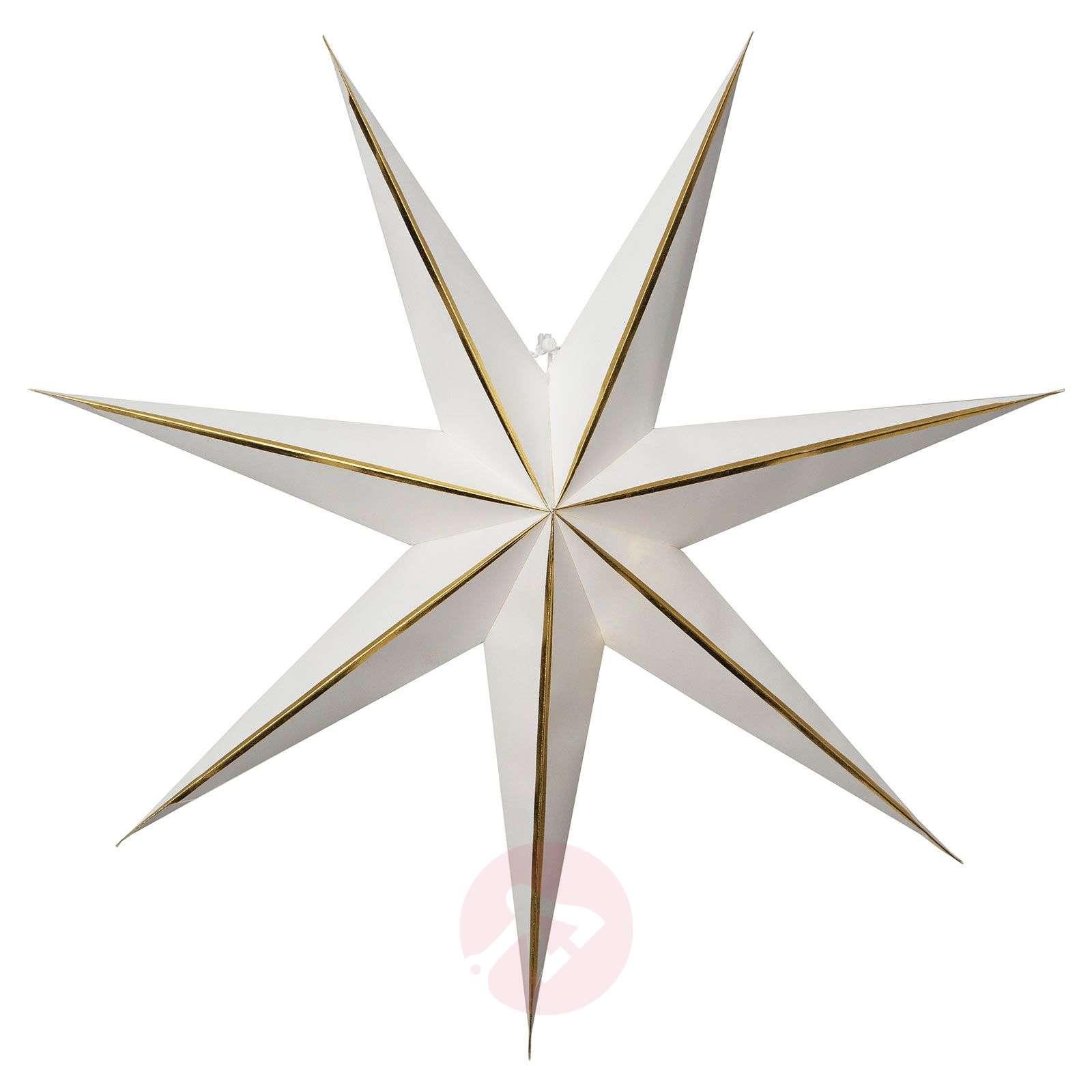 Lysa star, paper, 60 cm diameter-1523737X-01