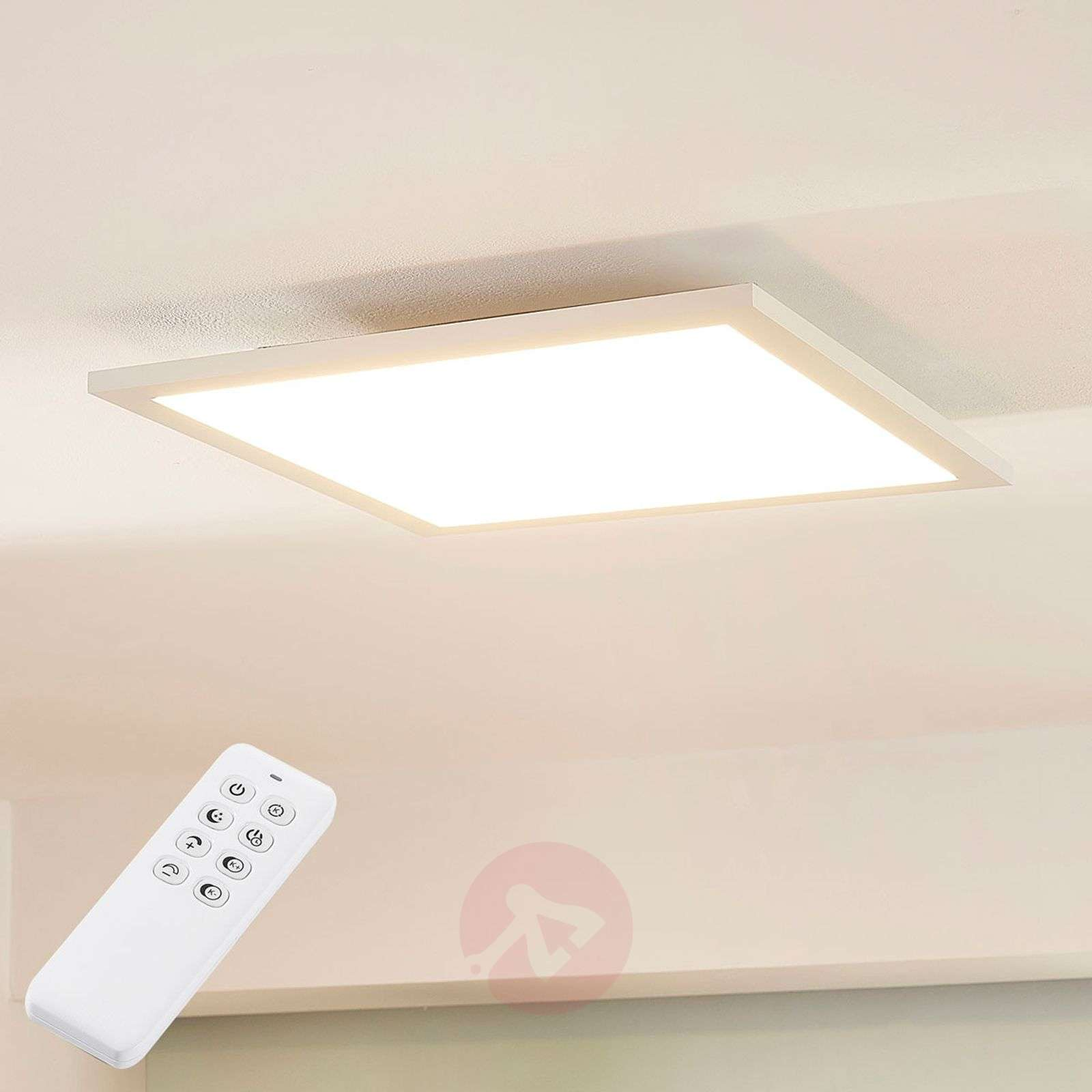 Lysander dimmable LED ceiling lamp, remote control-9621554-01