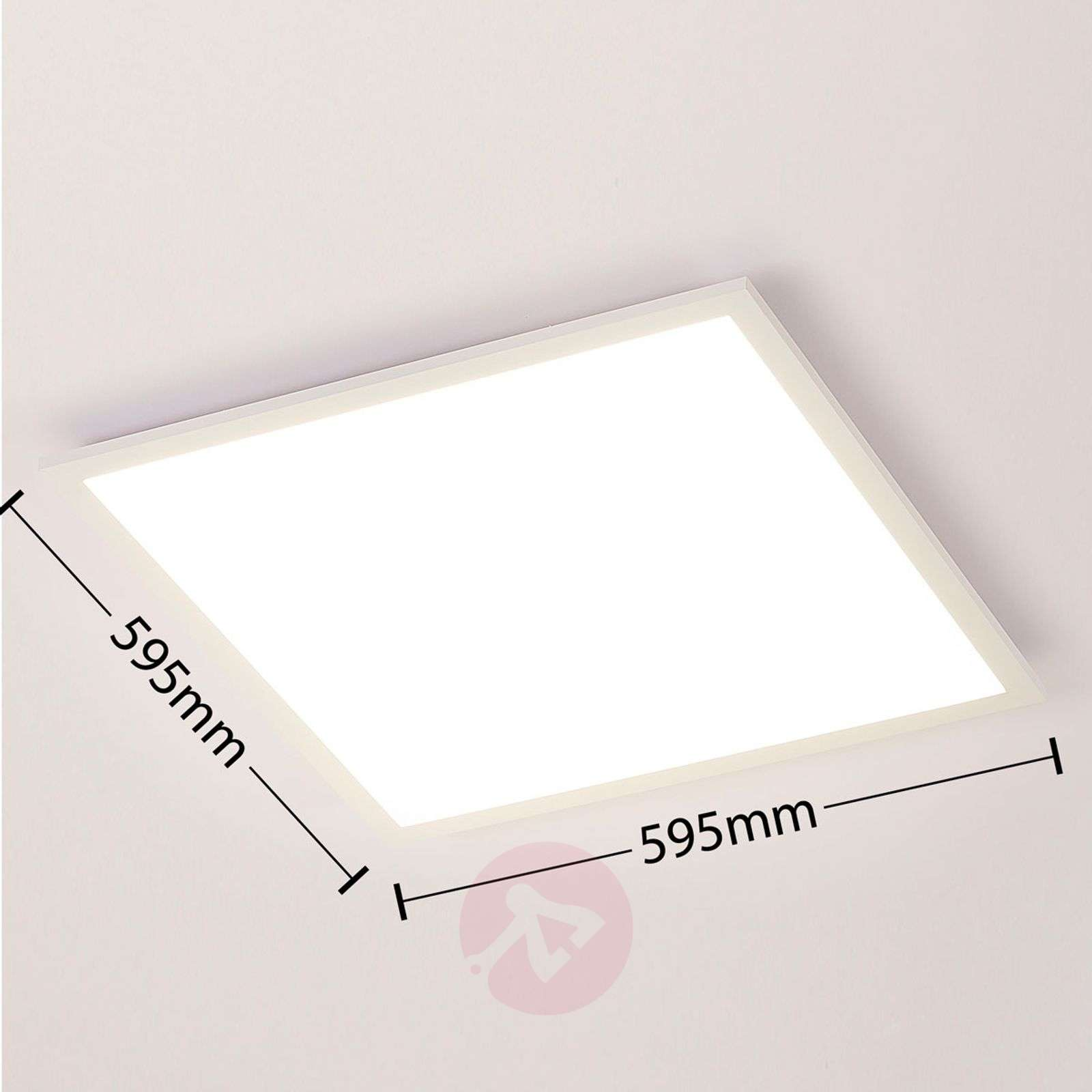 Lysander LED panel, variable luminous colour-9621550-01
