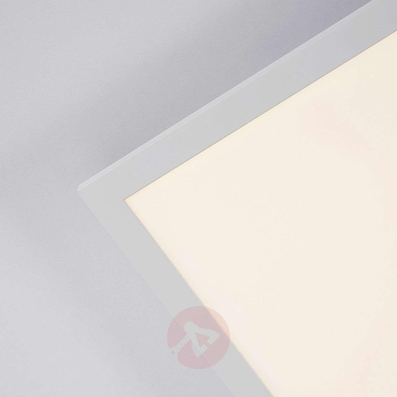 Lysander square LED ceiling light w. dimmer-9621558-02