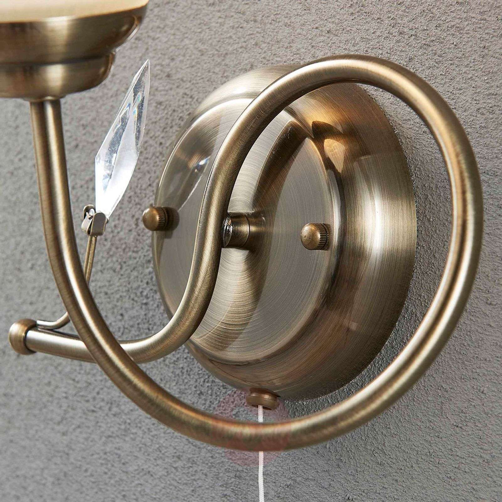 Magical wall light Aurelia with a pull switch-9620770-02