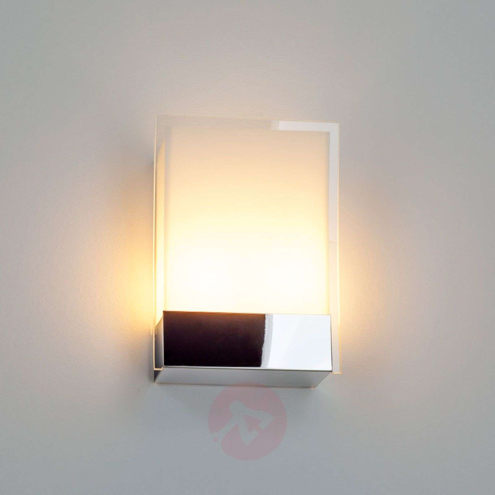 Malthe Modern Wall Lamp made of Glass and Metal-9633020-01