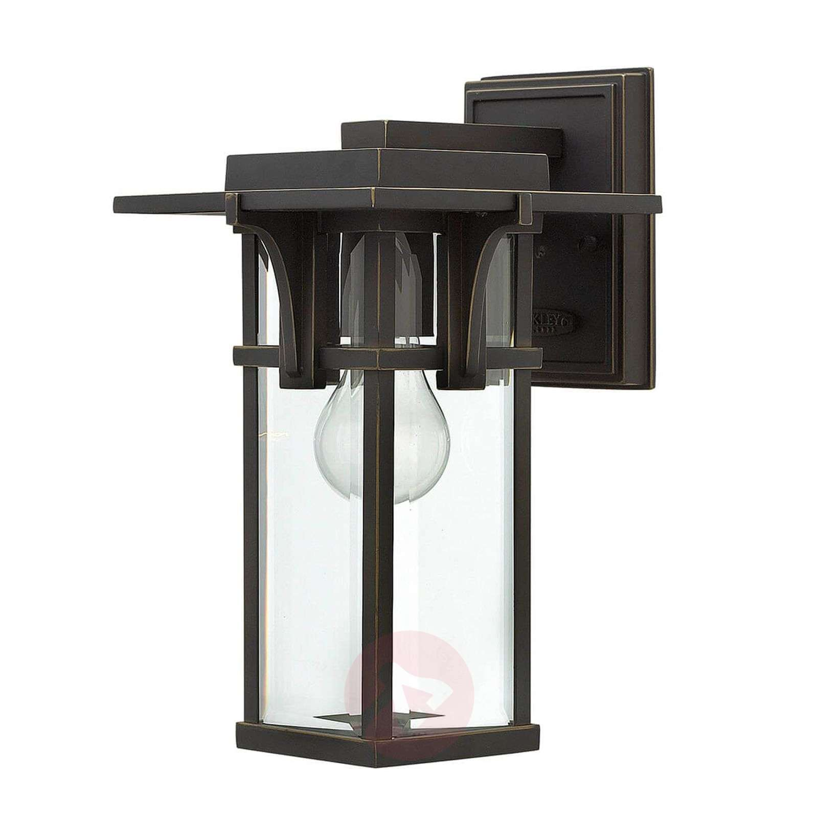 Manhattan outdoor wall lamp in industrial style-3048688-01