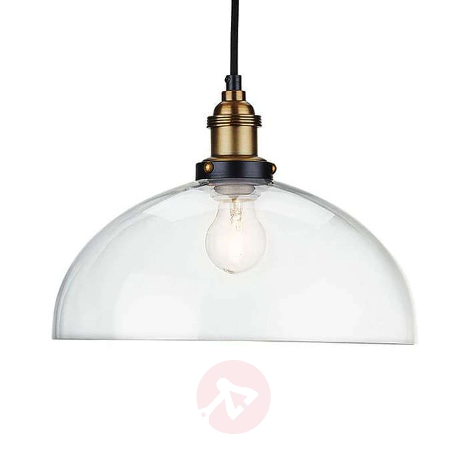 tarbes light vintage pendant lights black en ie in bulb