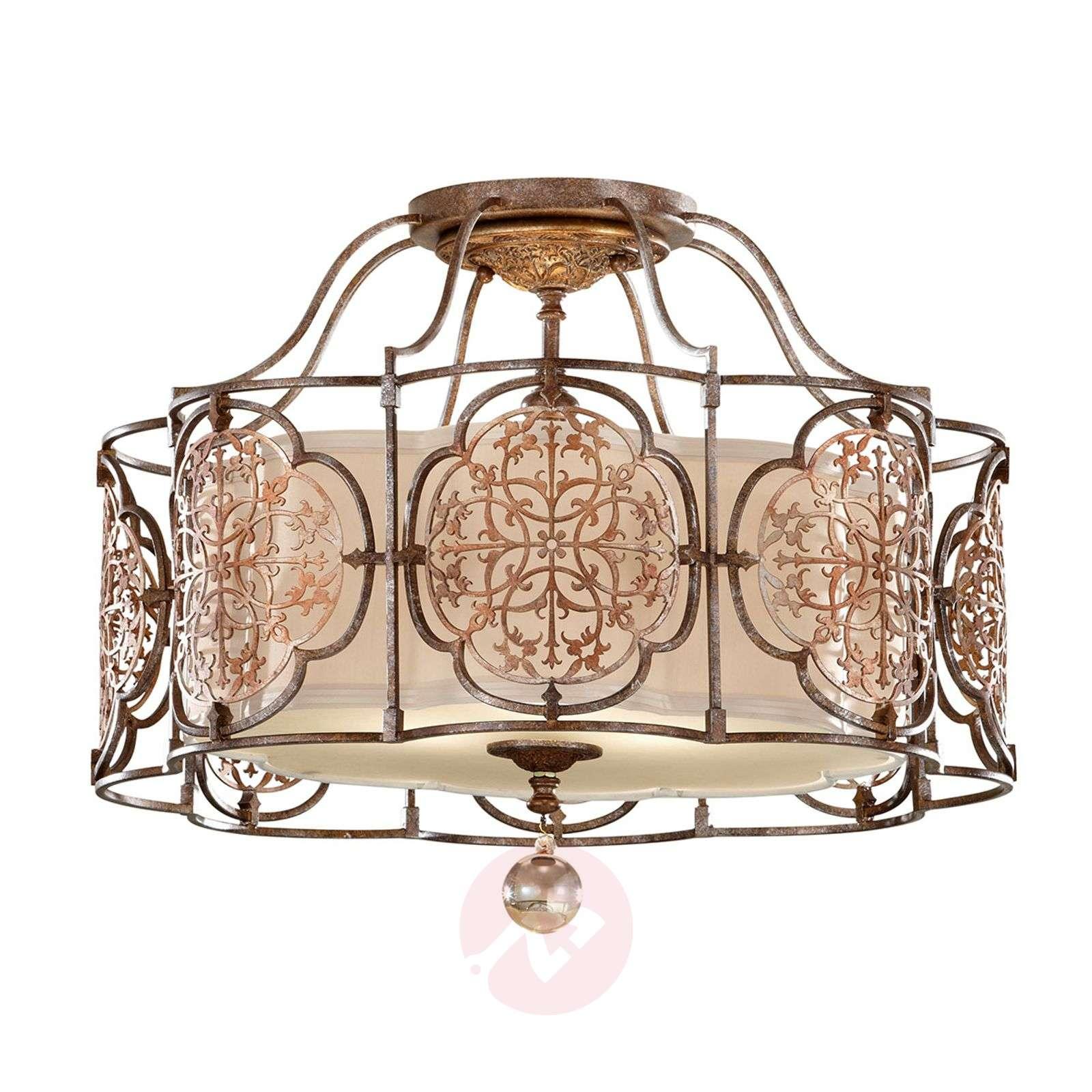 Marcella Ceiling Light Ornate
