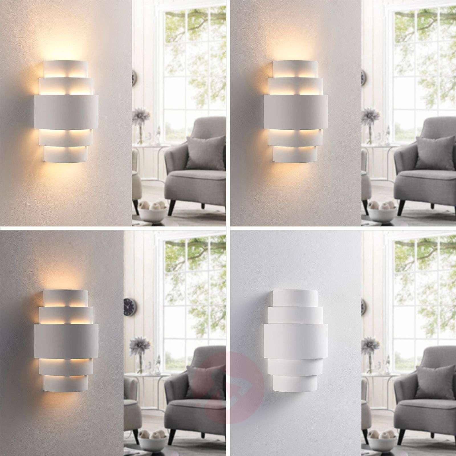 Marit step-like LED wall lamp, Easydim-9621331-01