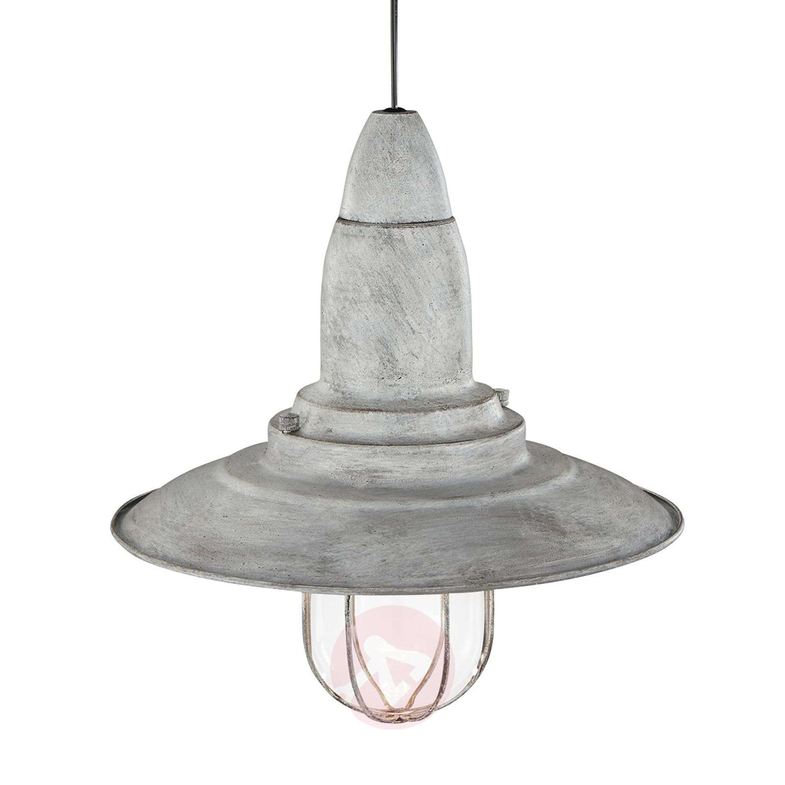 Maritime fisherman pendant light antique grey lights maritime fisherman pendant light antique grey 9005099 01 aloadofball Image collections