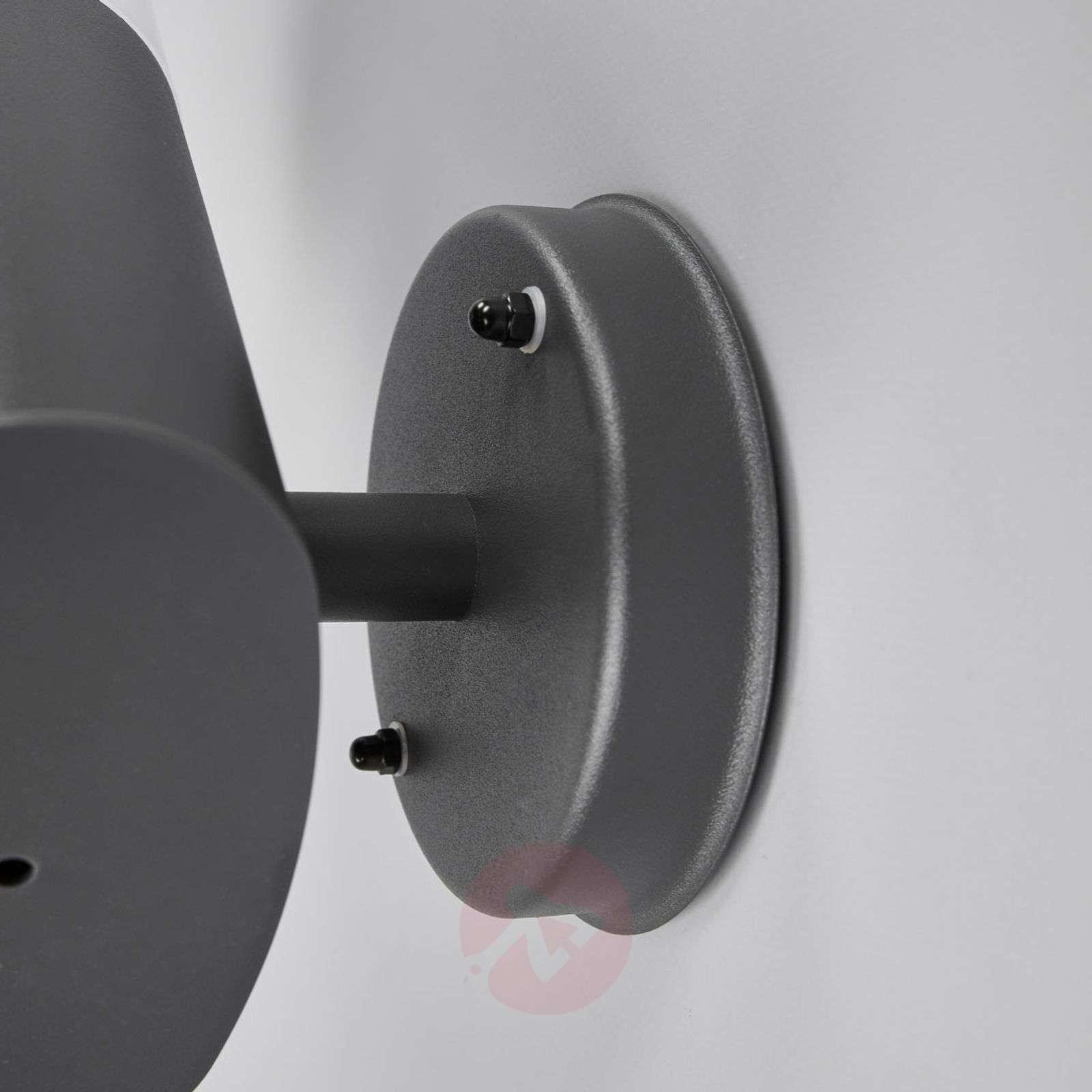 Marius LED outdoor wall lamp with sensor-9988169-01