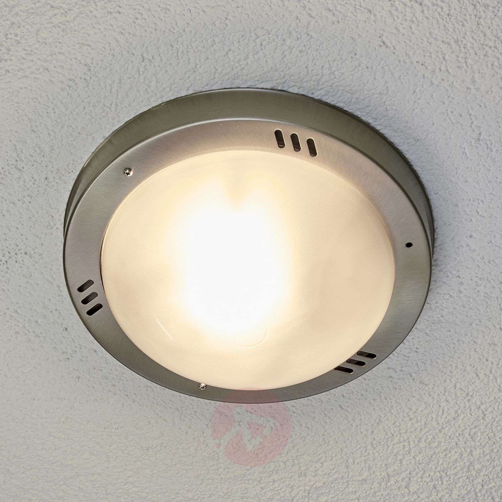 Mascha stainless steel outdoor wall light-9960039-02