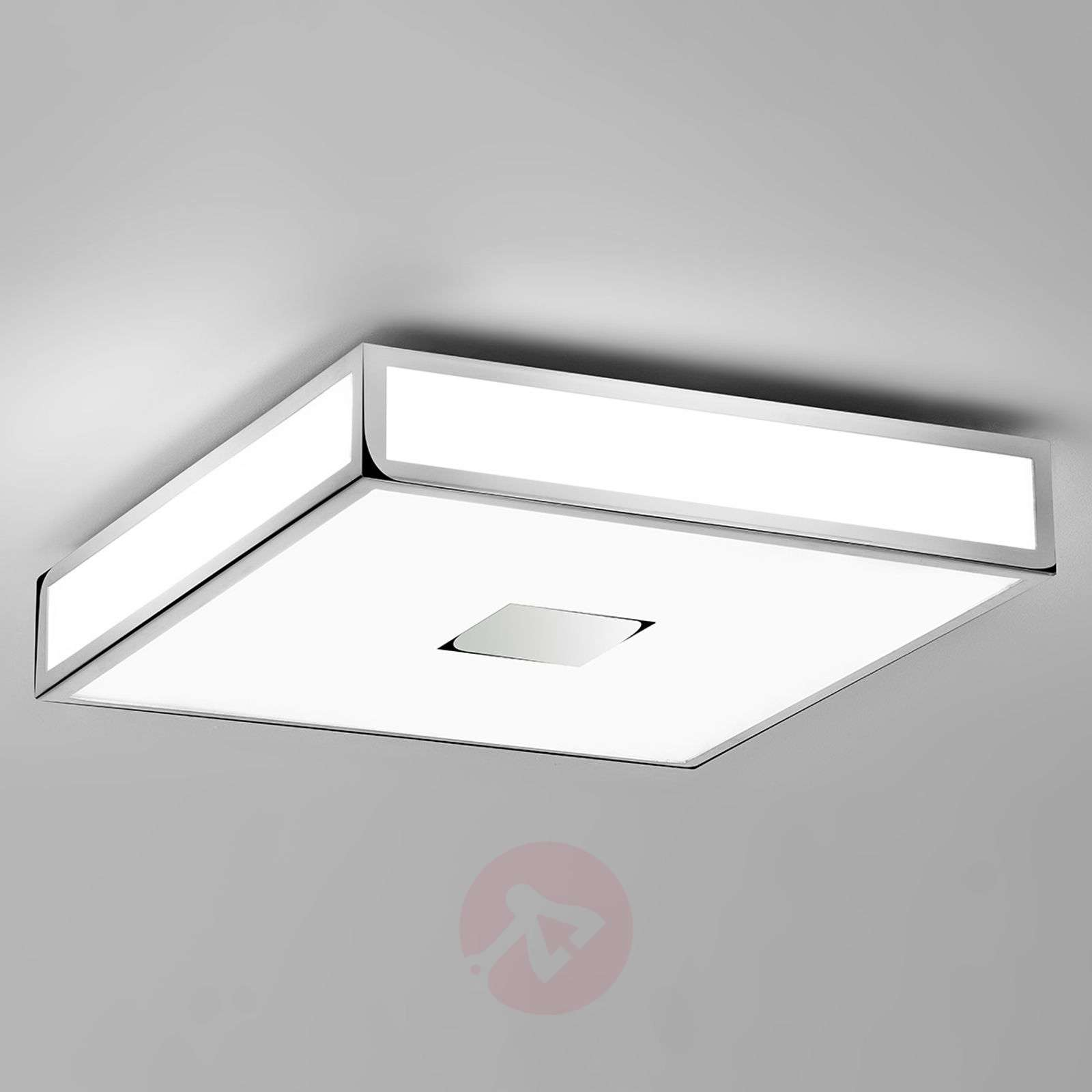 Mashiko Bathroom Ceiling Light Modern IP44 Chrome-1020301X-02