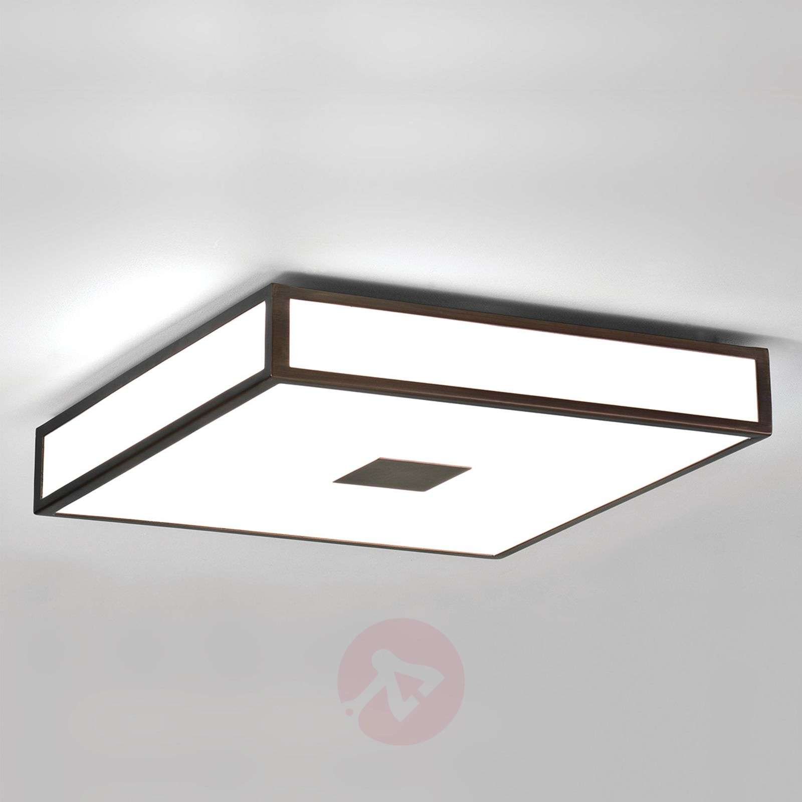 Mashiko Ceiling Light 40 cm Bronze IP44-1020373-02