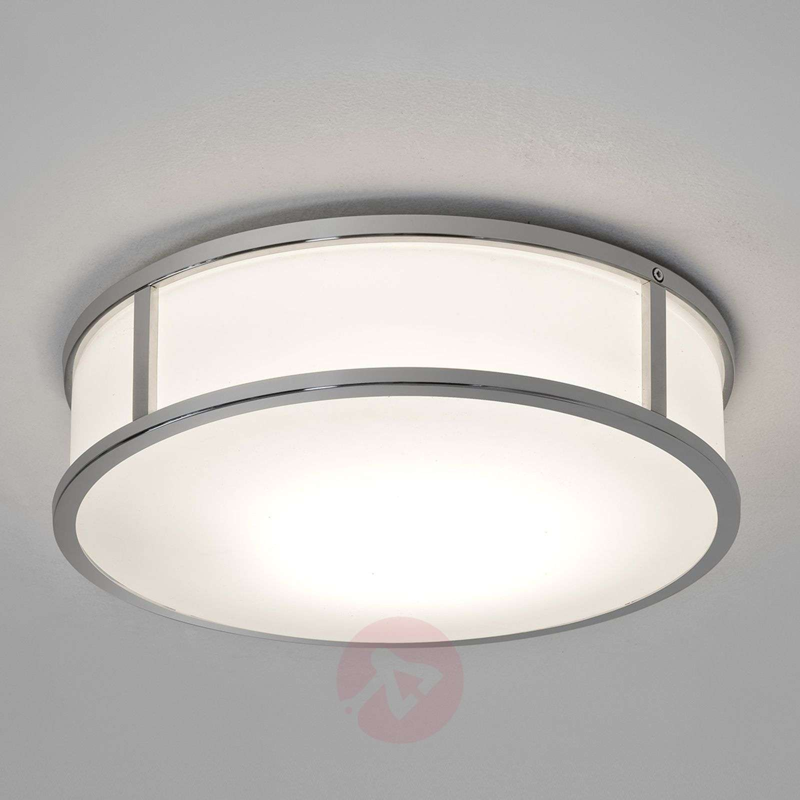 Mashiko Round 300 Bathroom Ceiling Light-1020466-05