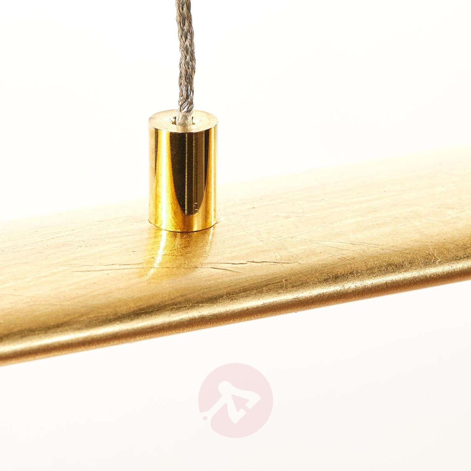 Matilja filigree LED pendant lamp in gold-9994136-02