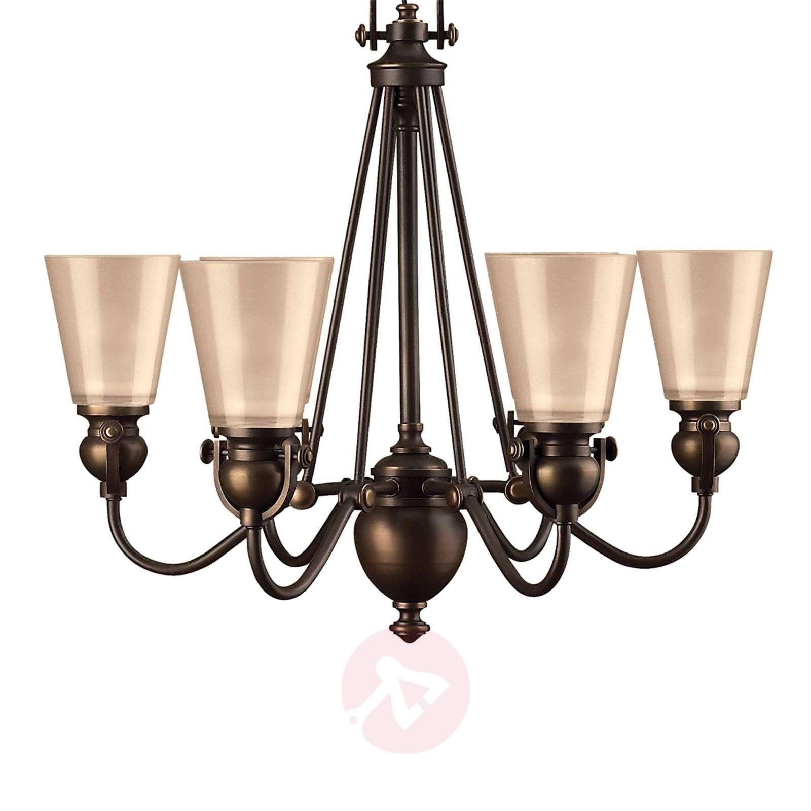 Mayflower Hanging Light Rustic-3048123X-01