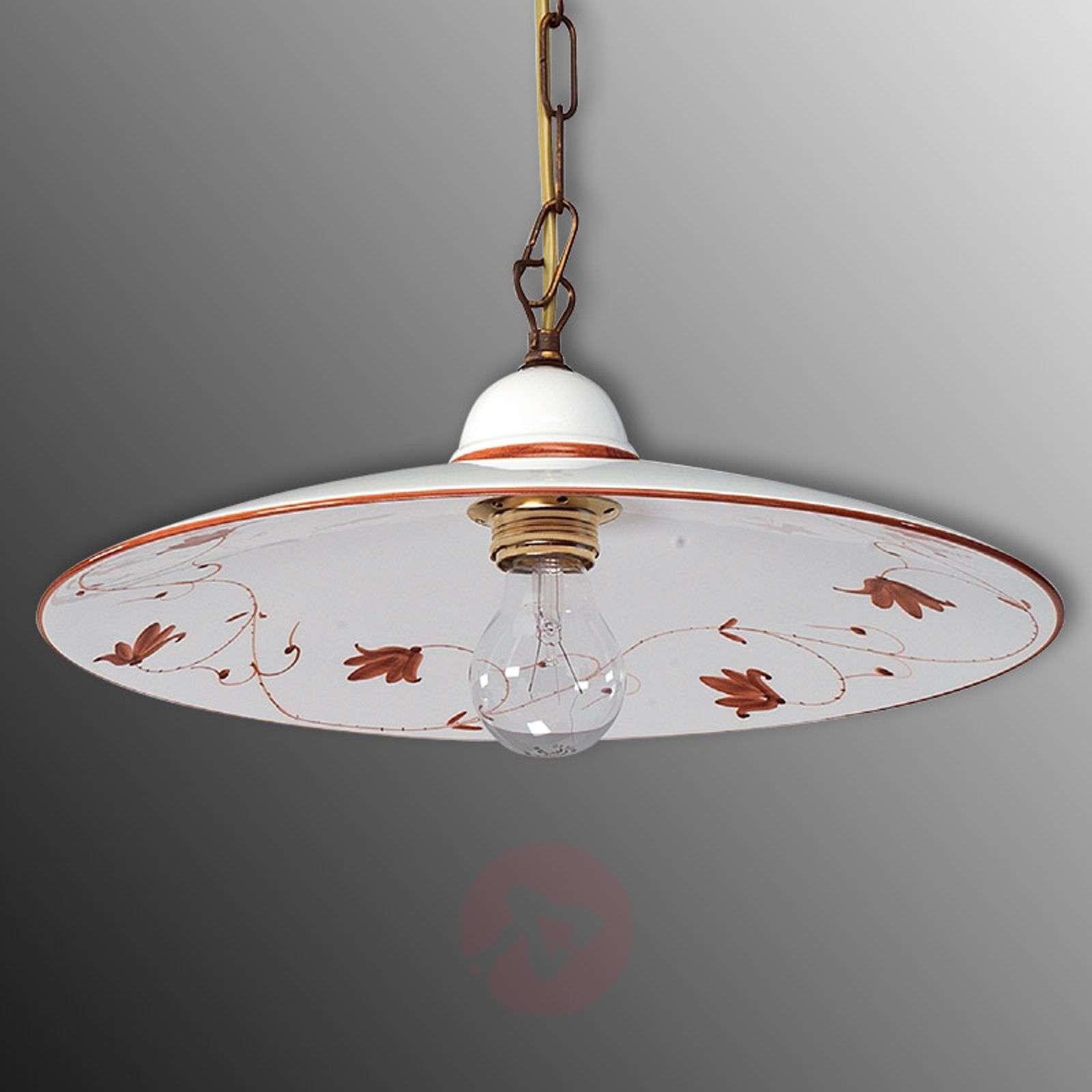 mediterranean lighting. Mediterranean-style Hanging Light Toscana-3046058-01 Mediterranean Lighting
