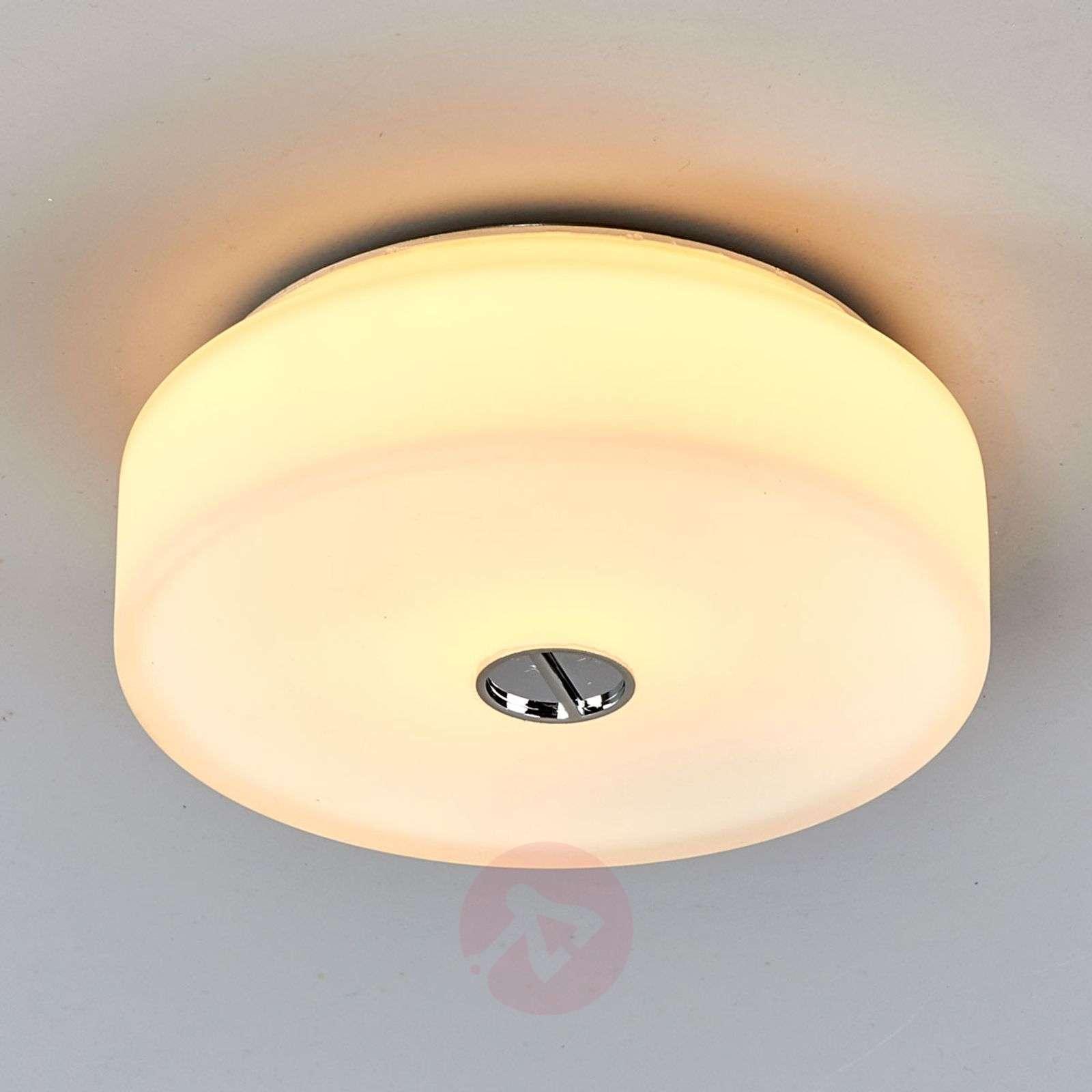 Mini button ceiling light by flos lights mini button ceiling light by flos 3510082 04 mozeypictures Image collections