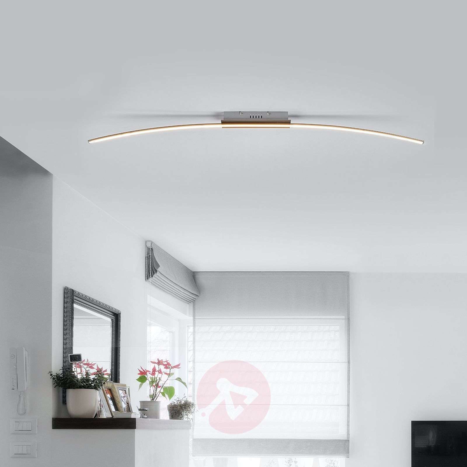 Minimalistic LED ceiling lamp Iven-9985050-01