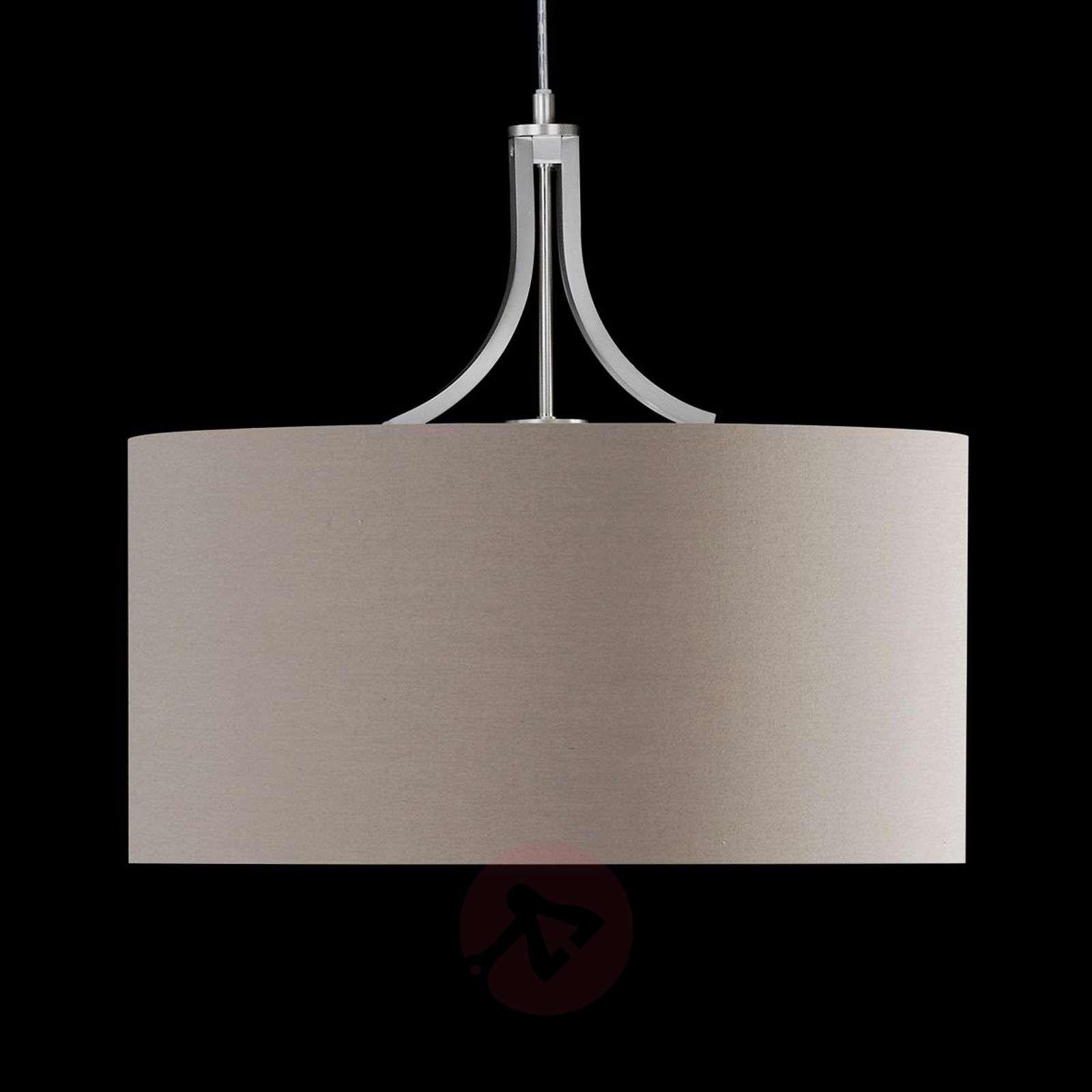 Mira attractive pendant lamp 1-bulb cappuccino-4580852-01