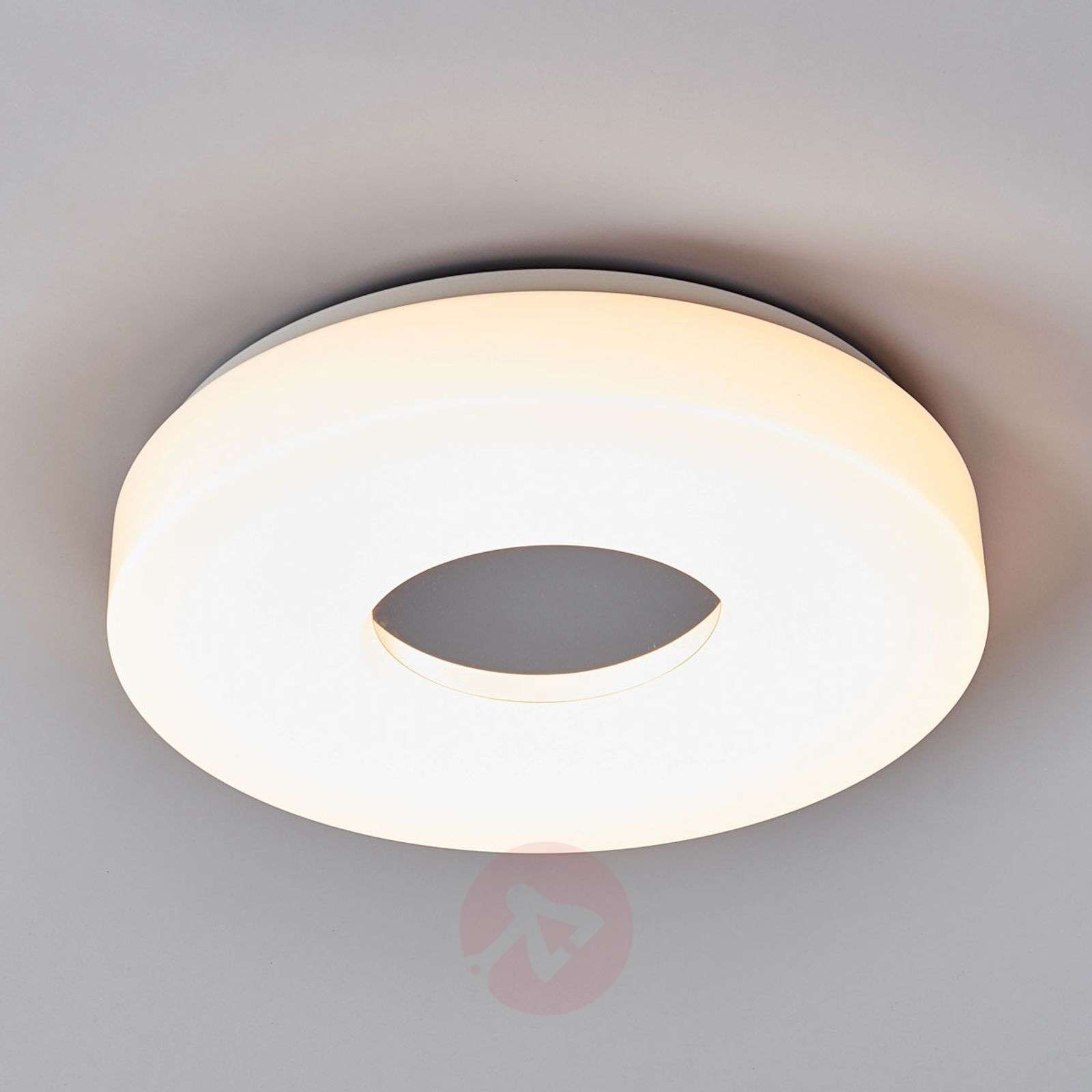 Modern Cuneo Bathroom Ceiling Light With Led 3006264 01