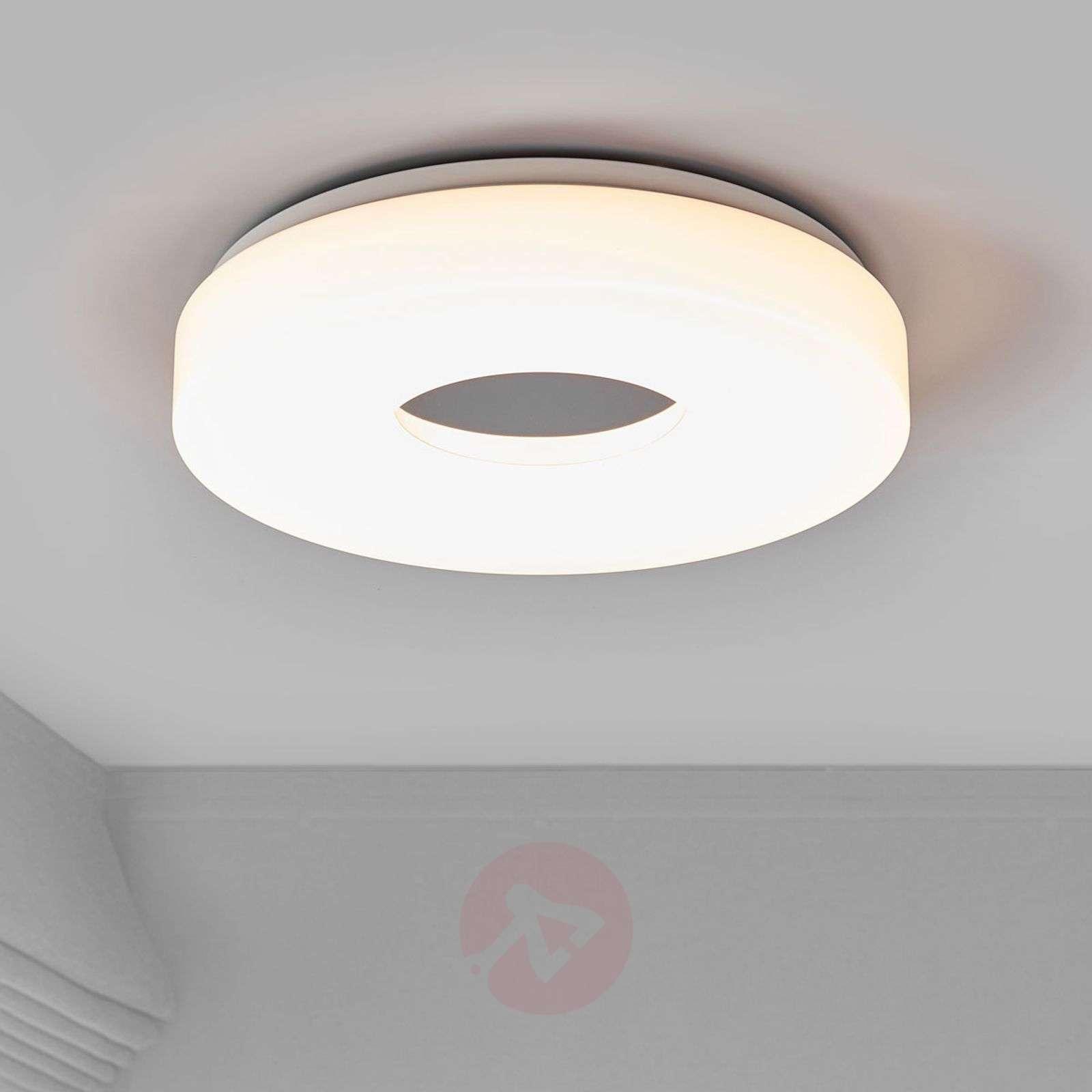 Modern Cuneo bathroom-ceiling light with LED-3006264-01