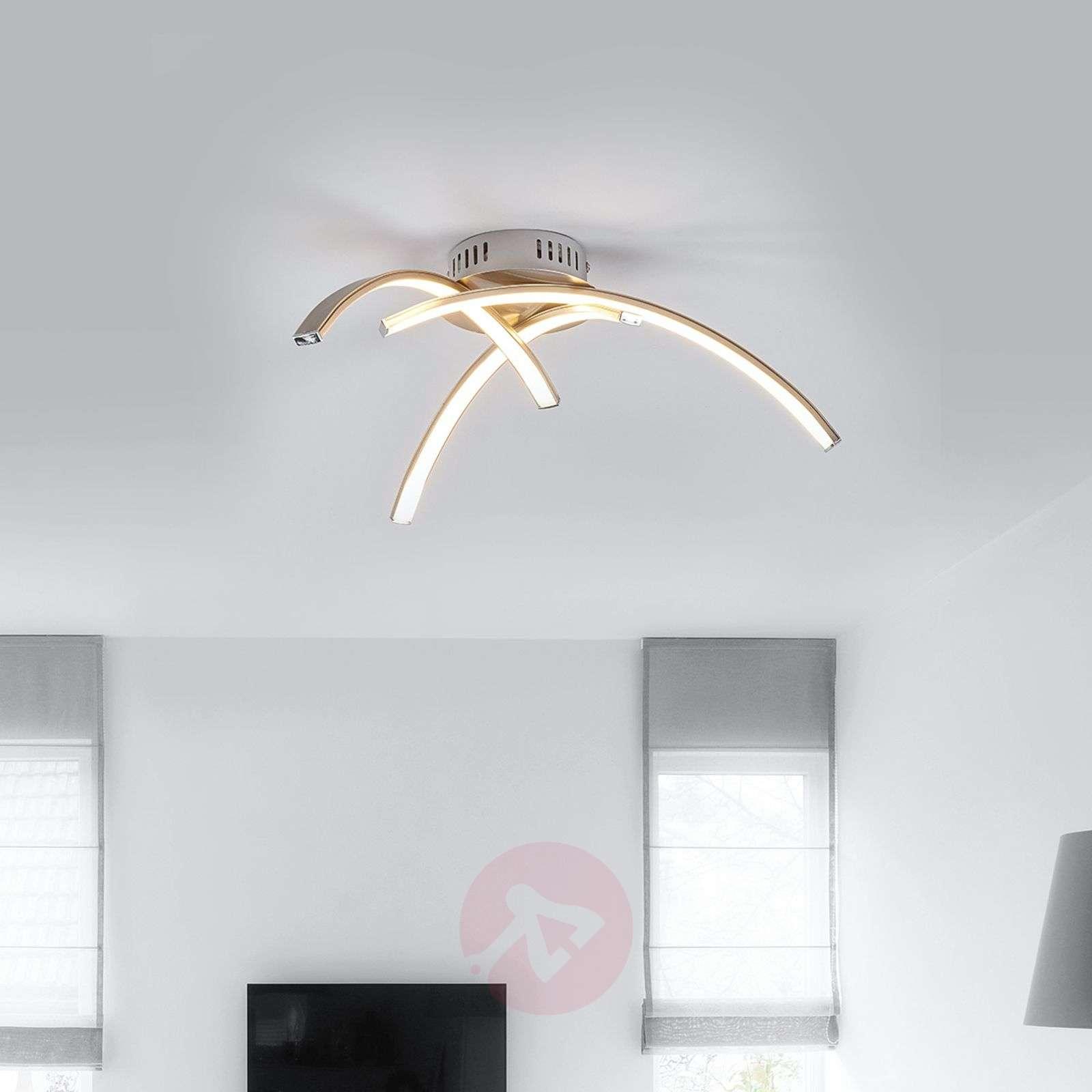 Modern LED ceiling light Rachel   Lights.ie