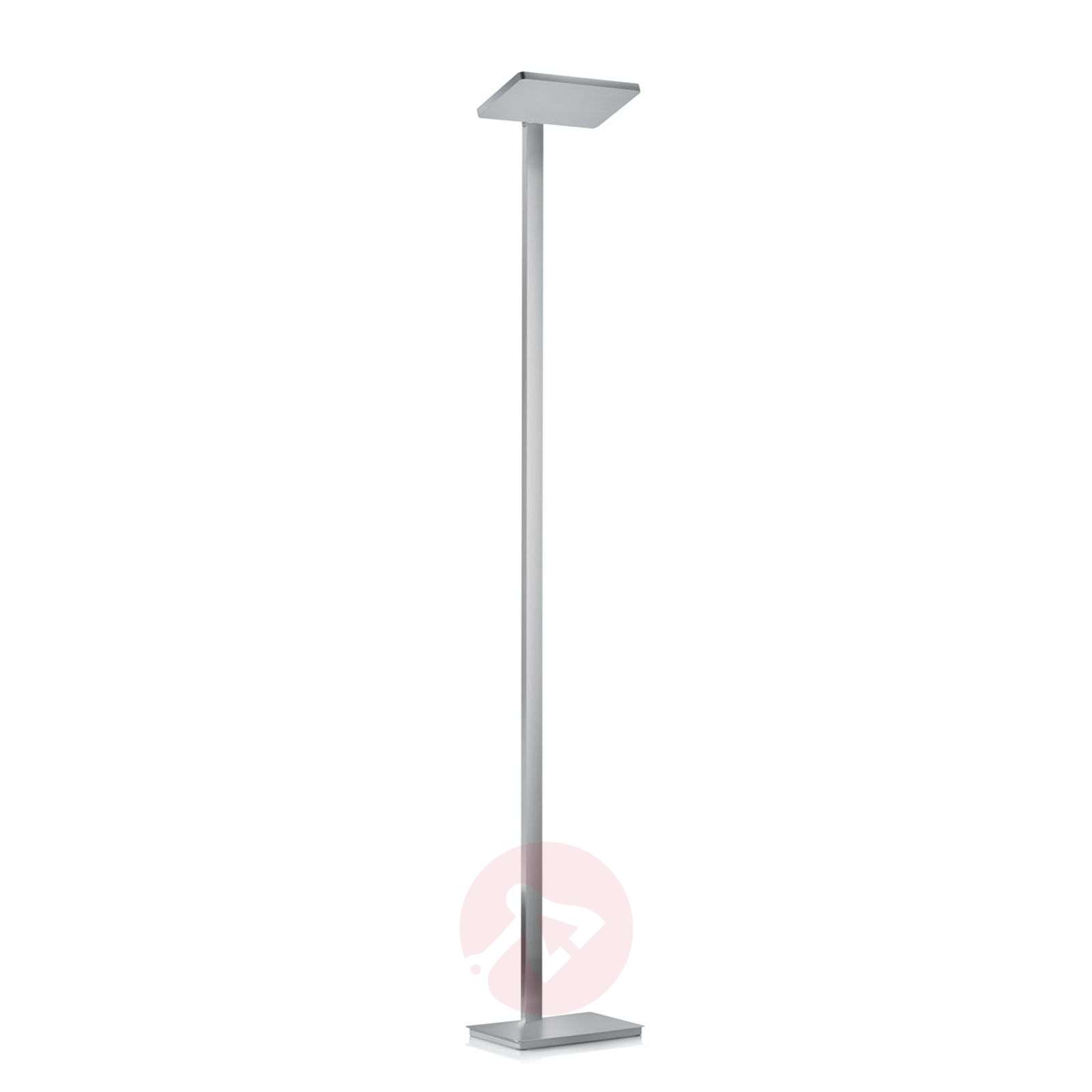 Modern led floor lamp geri in matt nickel lights modern led floor lamp geri in matt nickel 4002635 01 aloadofball Image collections