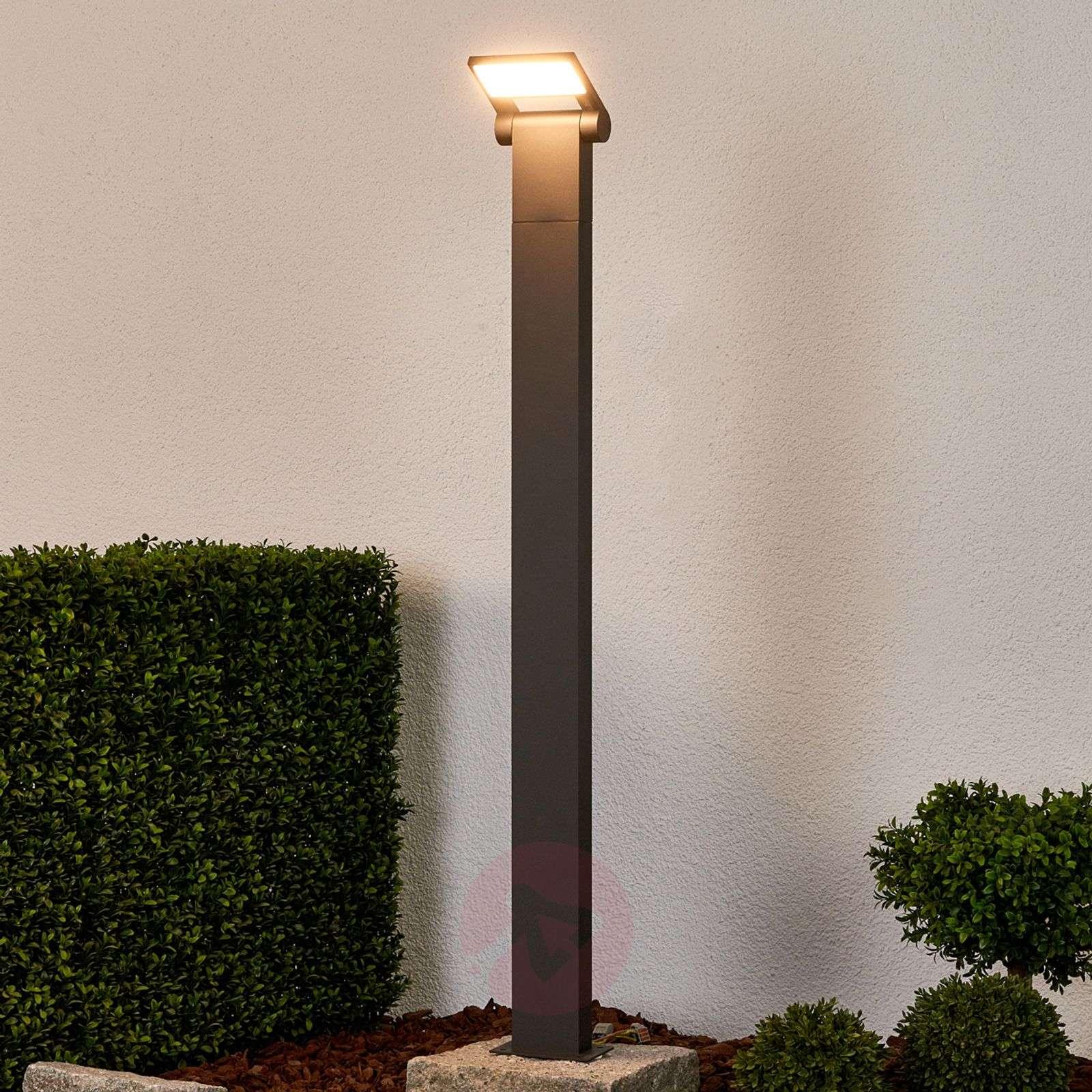 Modern LED path light Marius-9619078-05