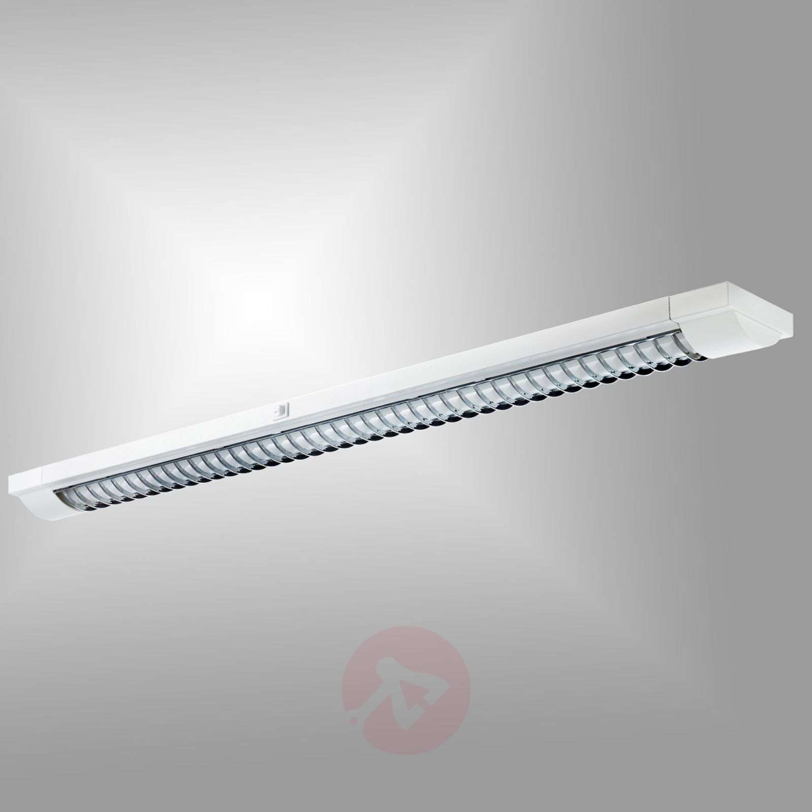 Modern louvre light Amao 1 x 36/58W, incl. EB-1003111X-01