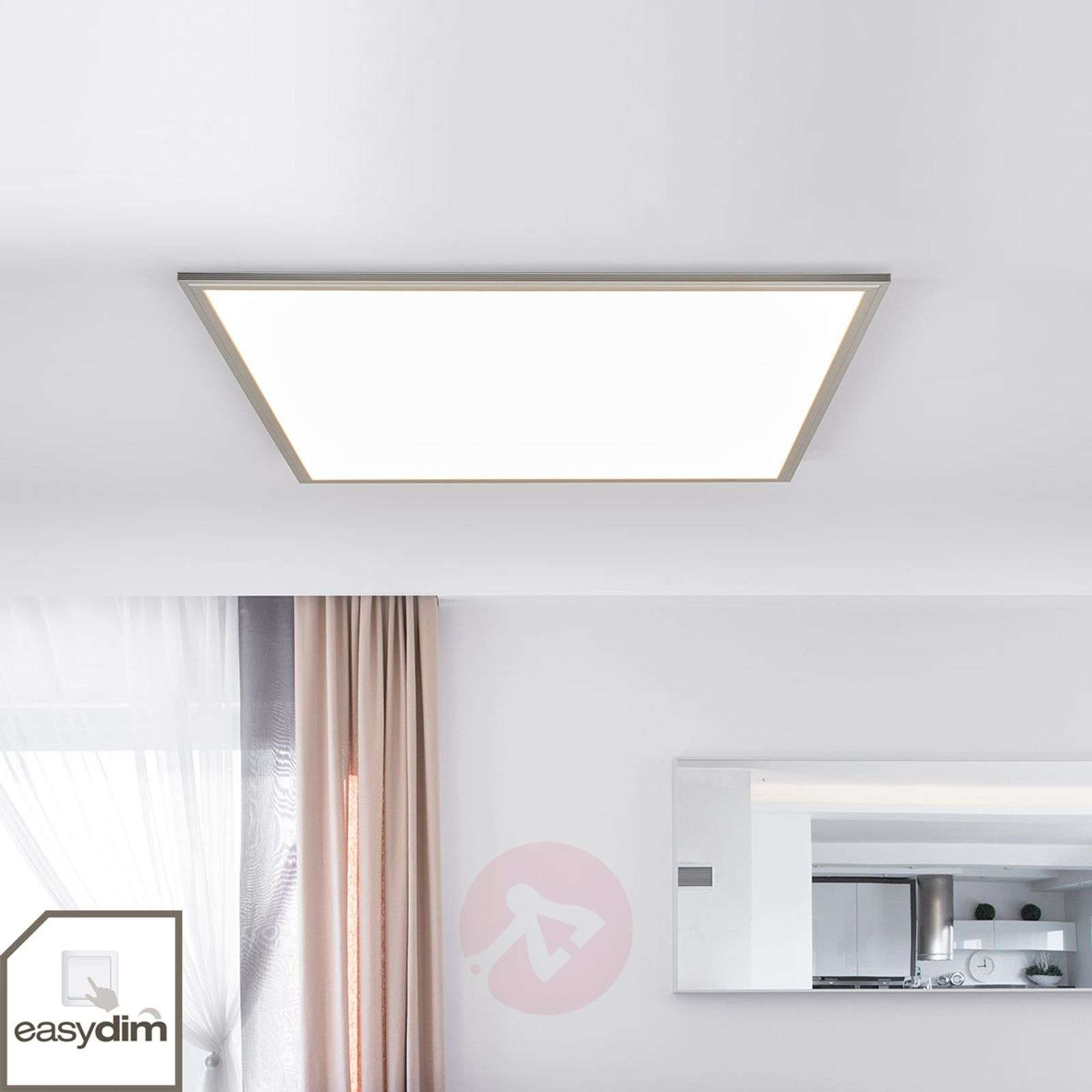 Moira dimmable LED panel in square shape-1558076-01