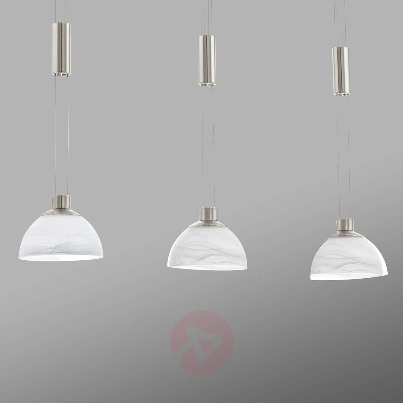 huge discount 49d1b 890f0 Montefio - 3-bulb LED hanging light