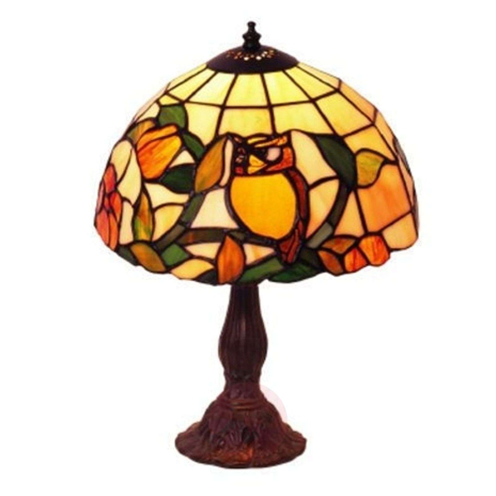 Motif table lamp JULIANA in the Tiffany style-1032198-01