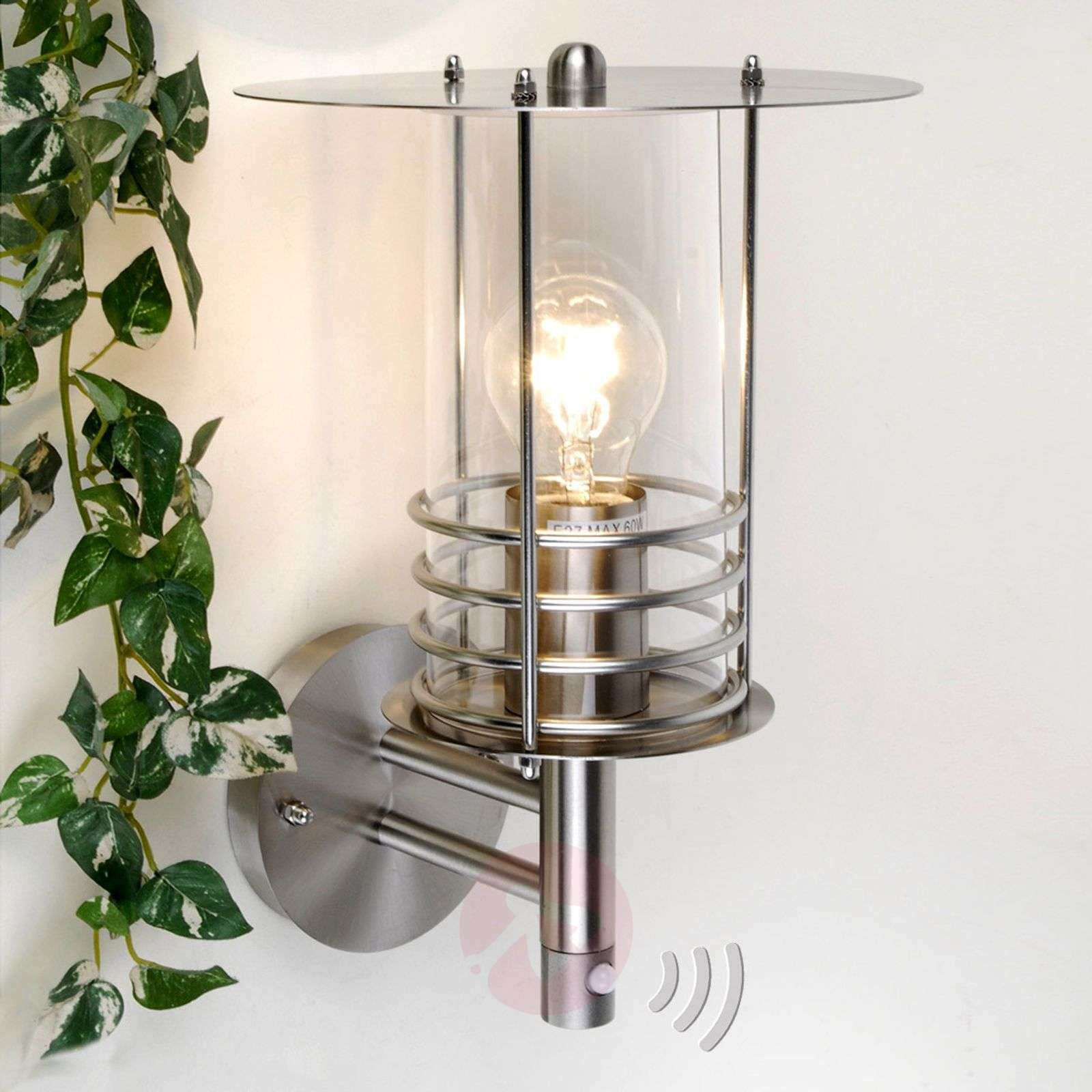 Motion sensor outdoor wall light Miko-9972071-01
