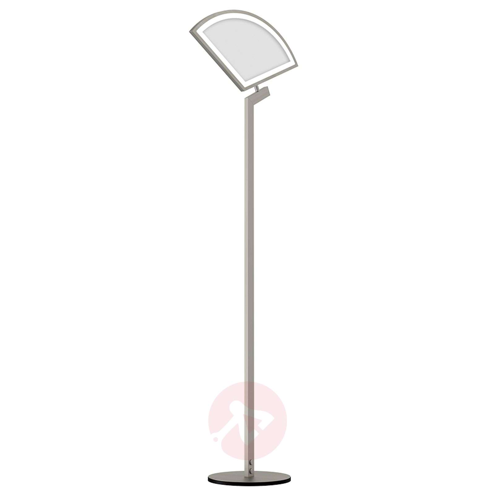 Movil modern led floor lamp with remote control lights movil modern led floor lamp with remote control 3025290 01 aloadofball Images