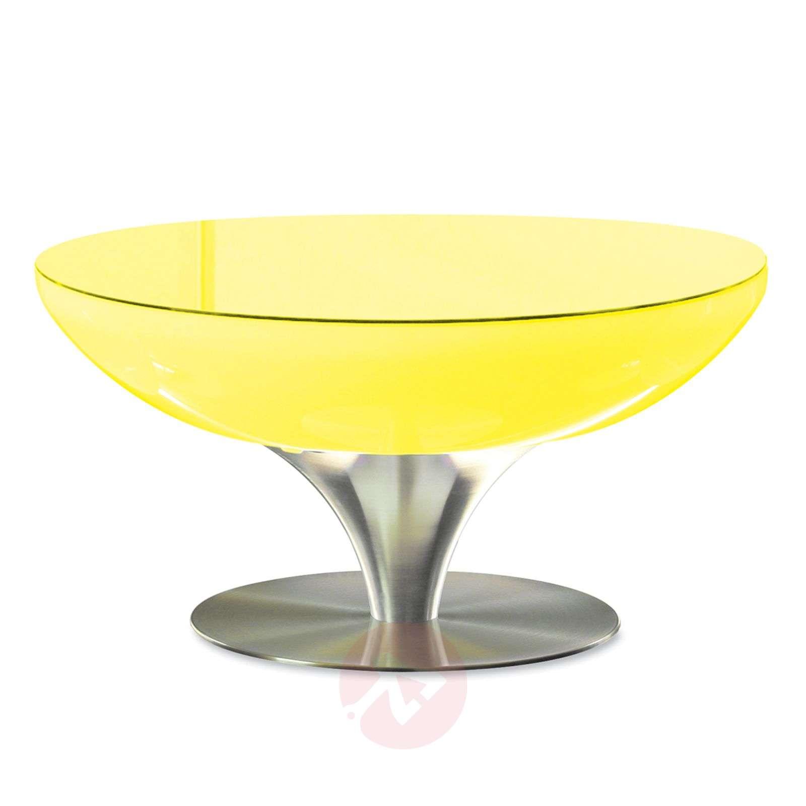 Multicoloured light Lounge Table LED Pro-6537045X-01