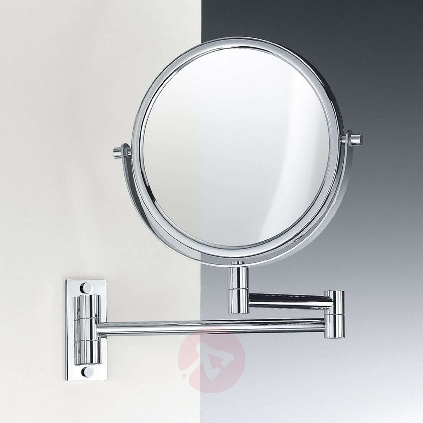 NEAT elegant cosmetic wall mirror with jointed arm-2504202-01