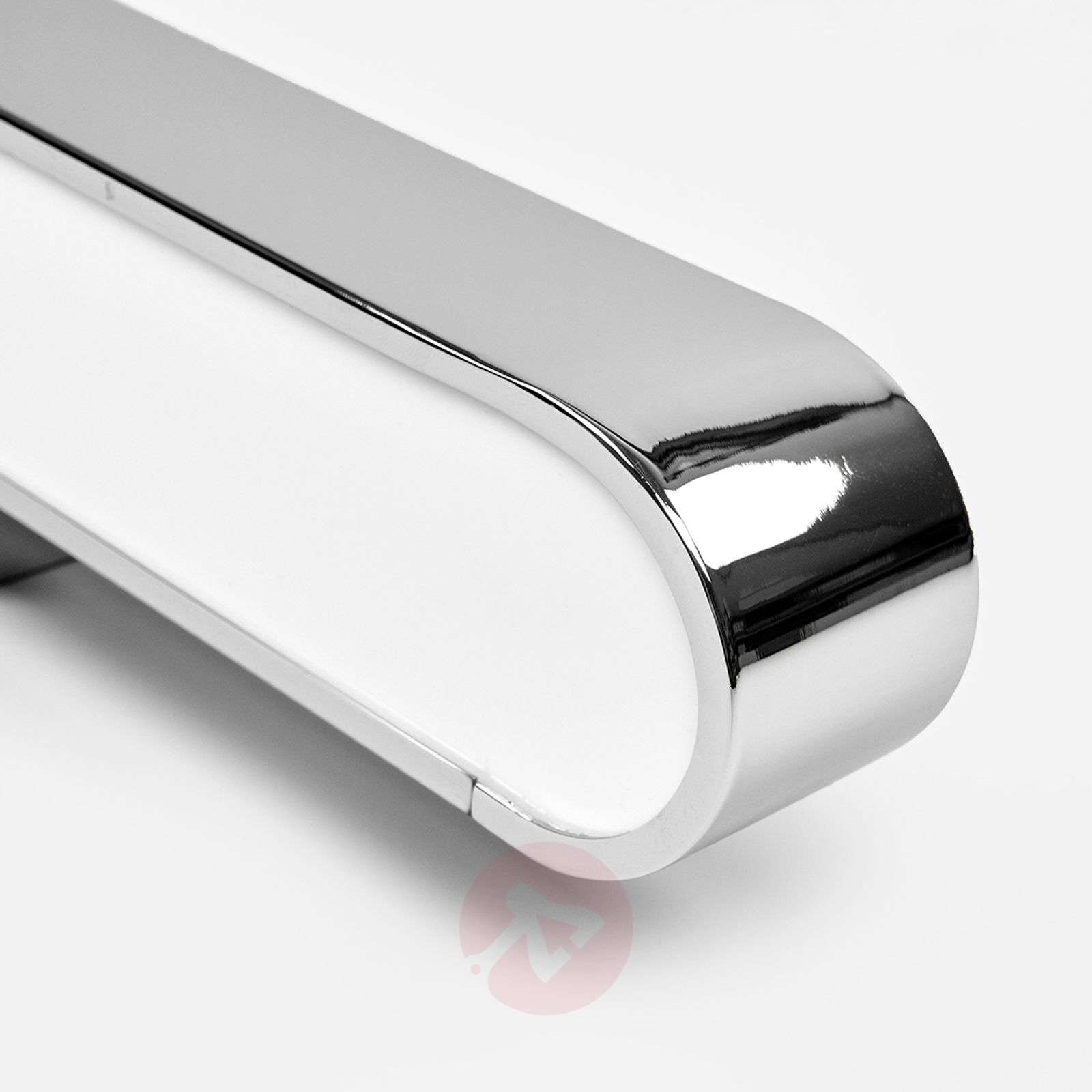 Neven LED Wall Light Chrome Wide-9641009-01