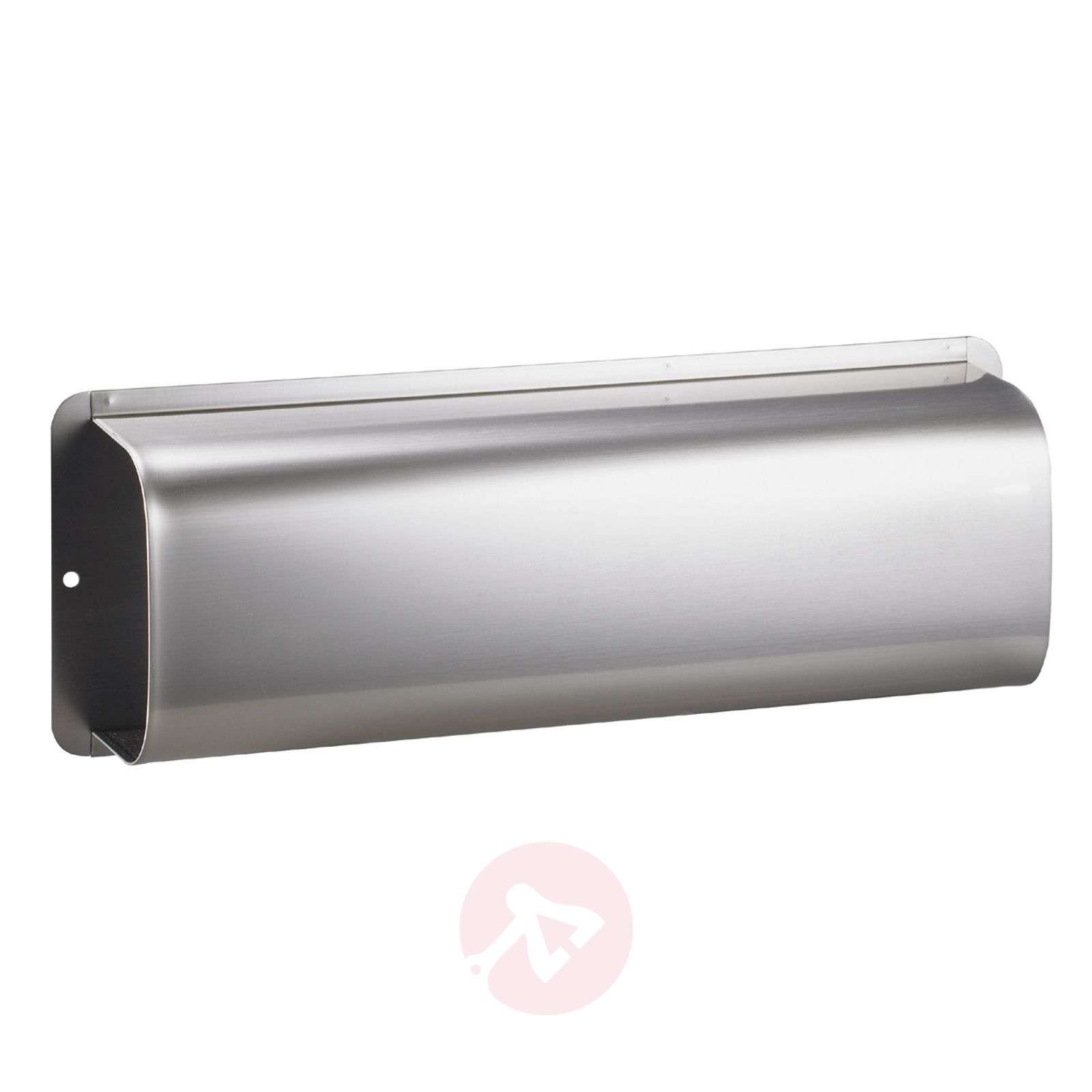 Newspaper box stainless steel for letterbox RAIN-1003098-01