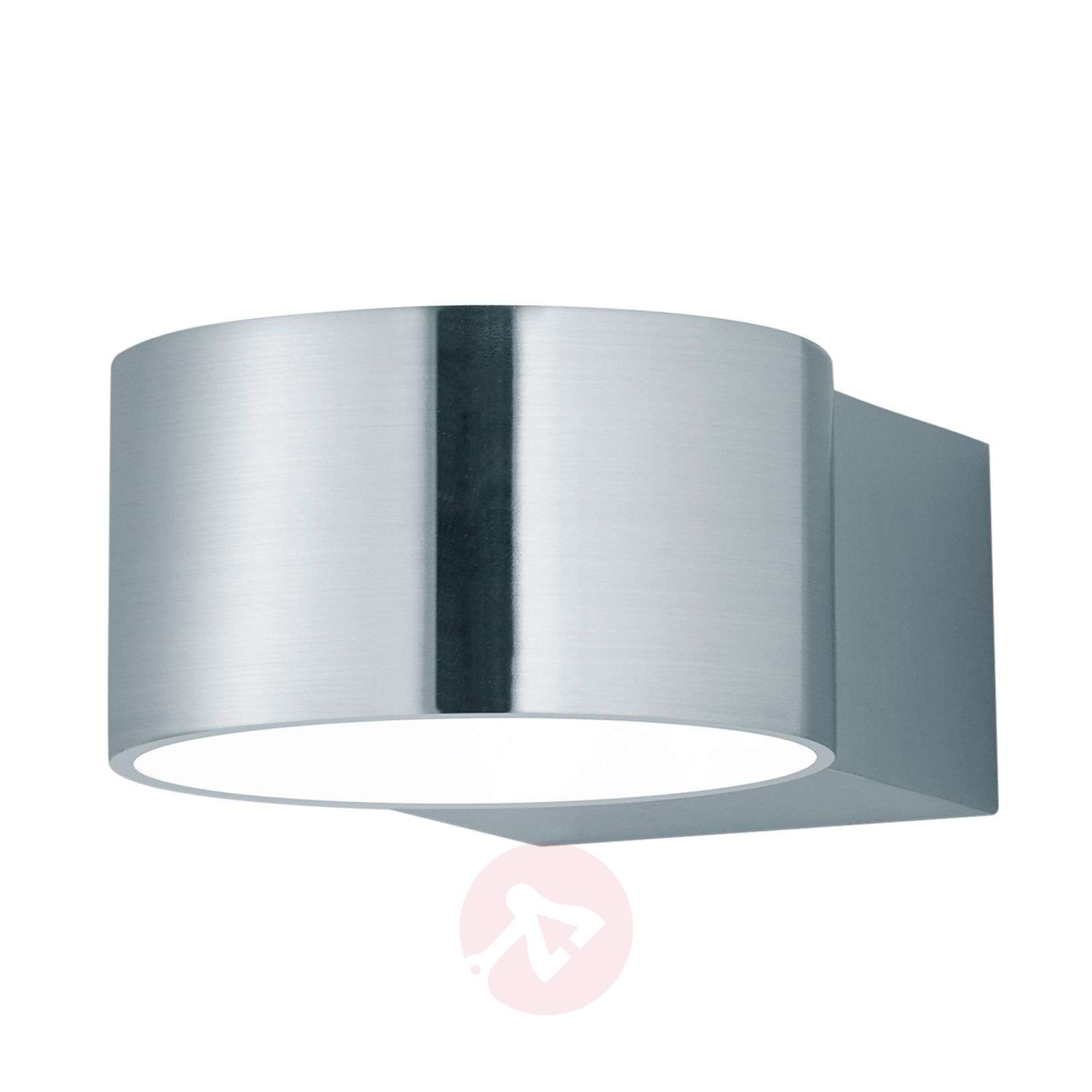 Nickel-plated wall light Lacapo-9005172-02