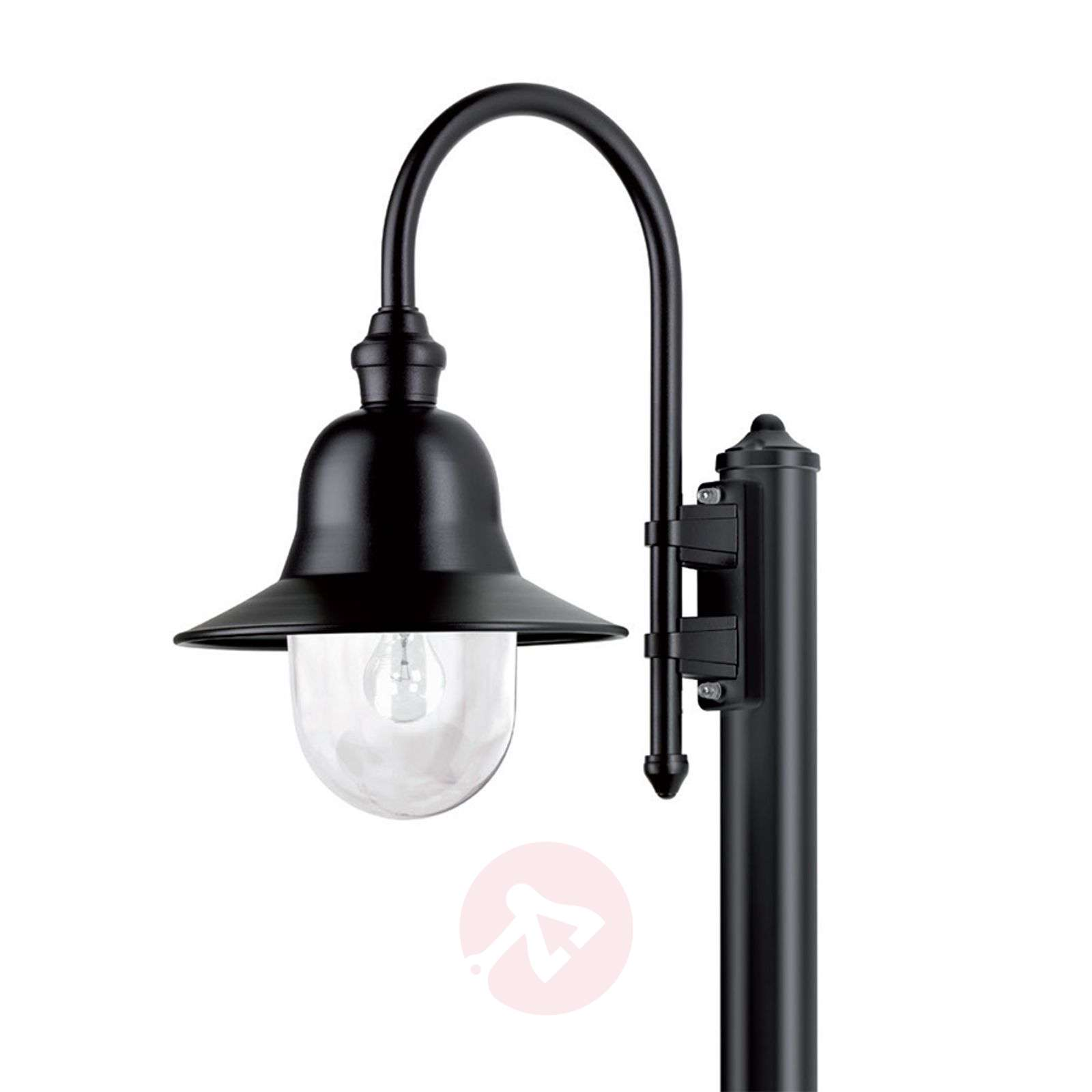 Nios durable path light in black-6068080-01