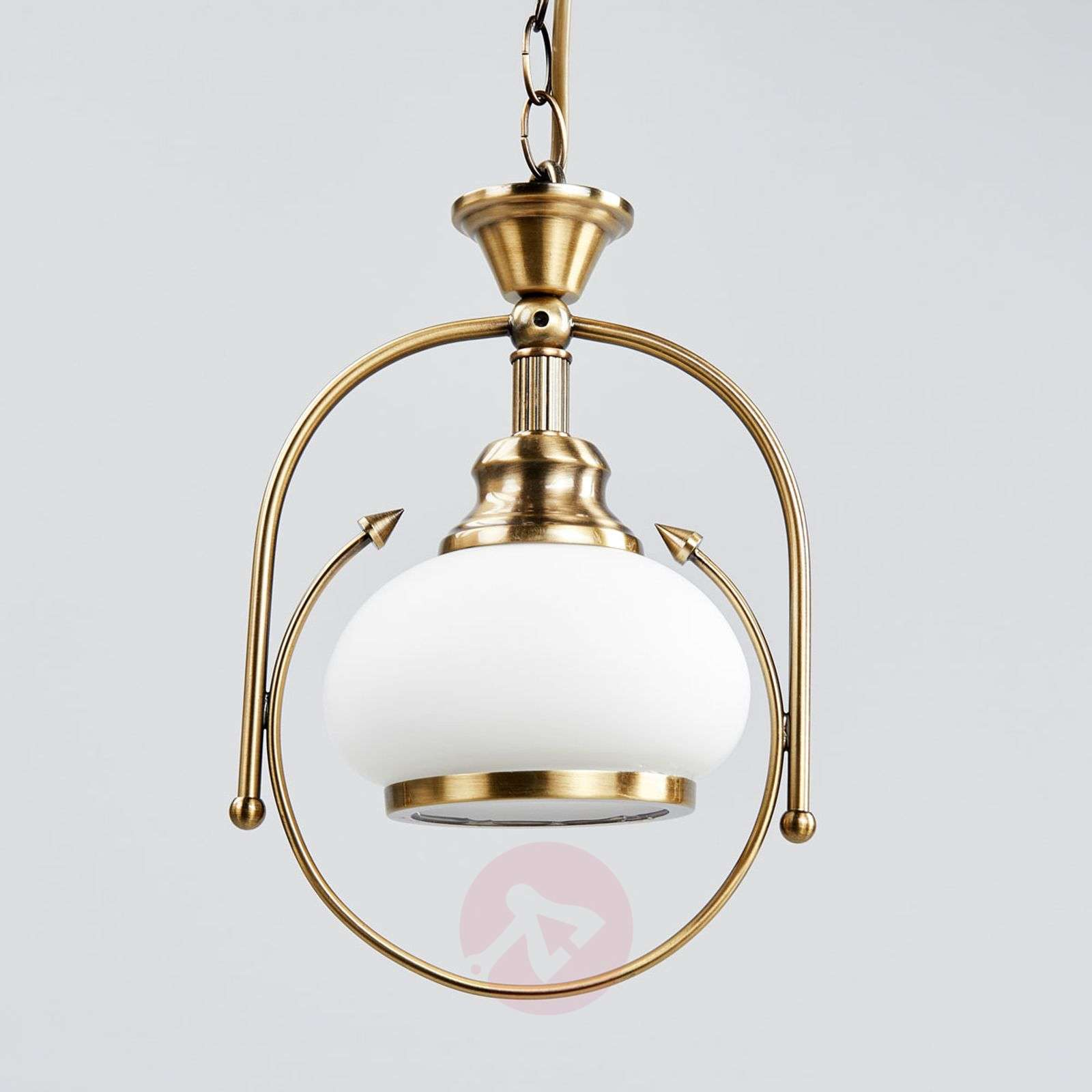 pe small lighting weathered light br we davey quad brass in pendant