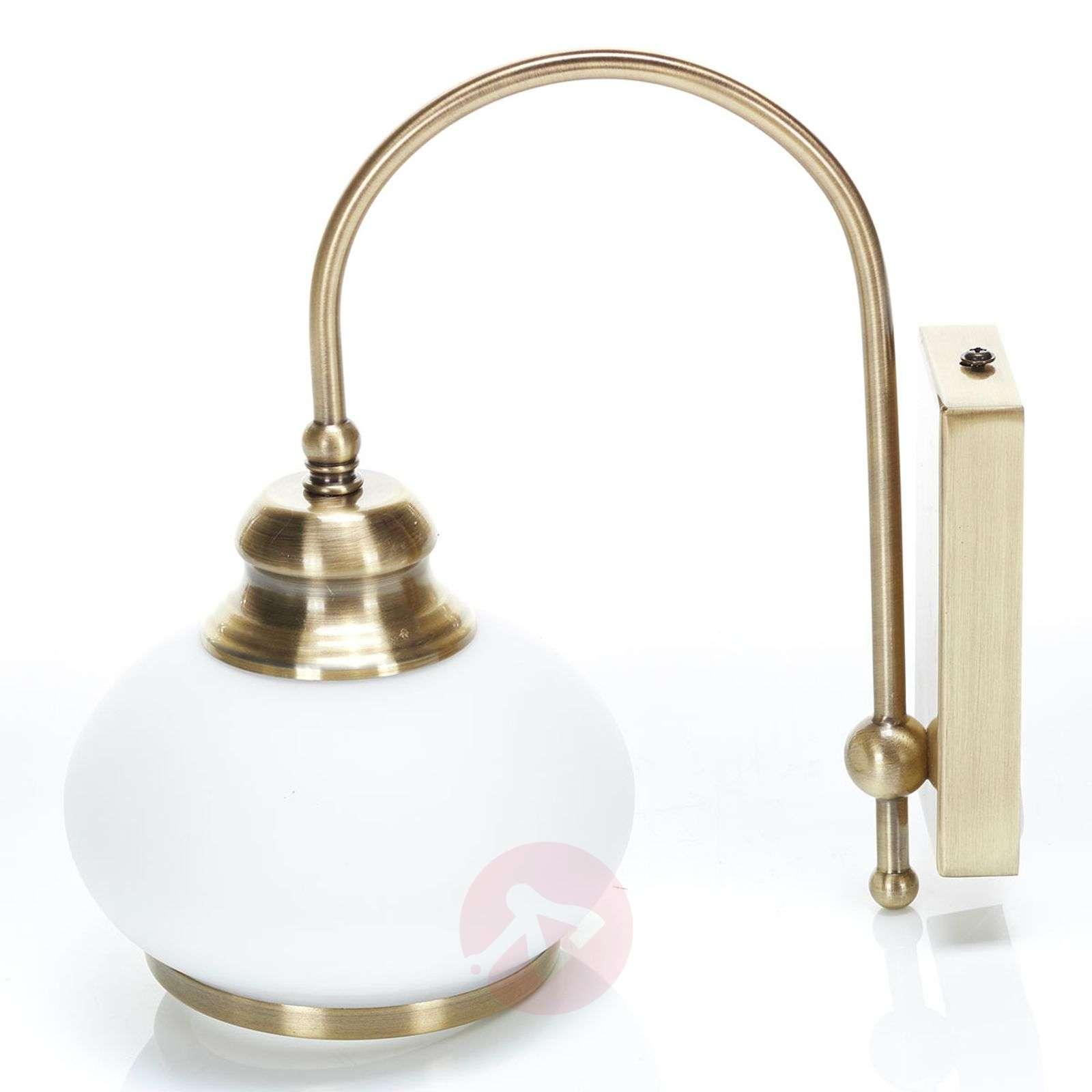 NOSTALGIKA Antique Brass Wall Lamp-4014359-01