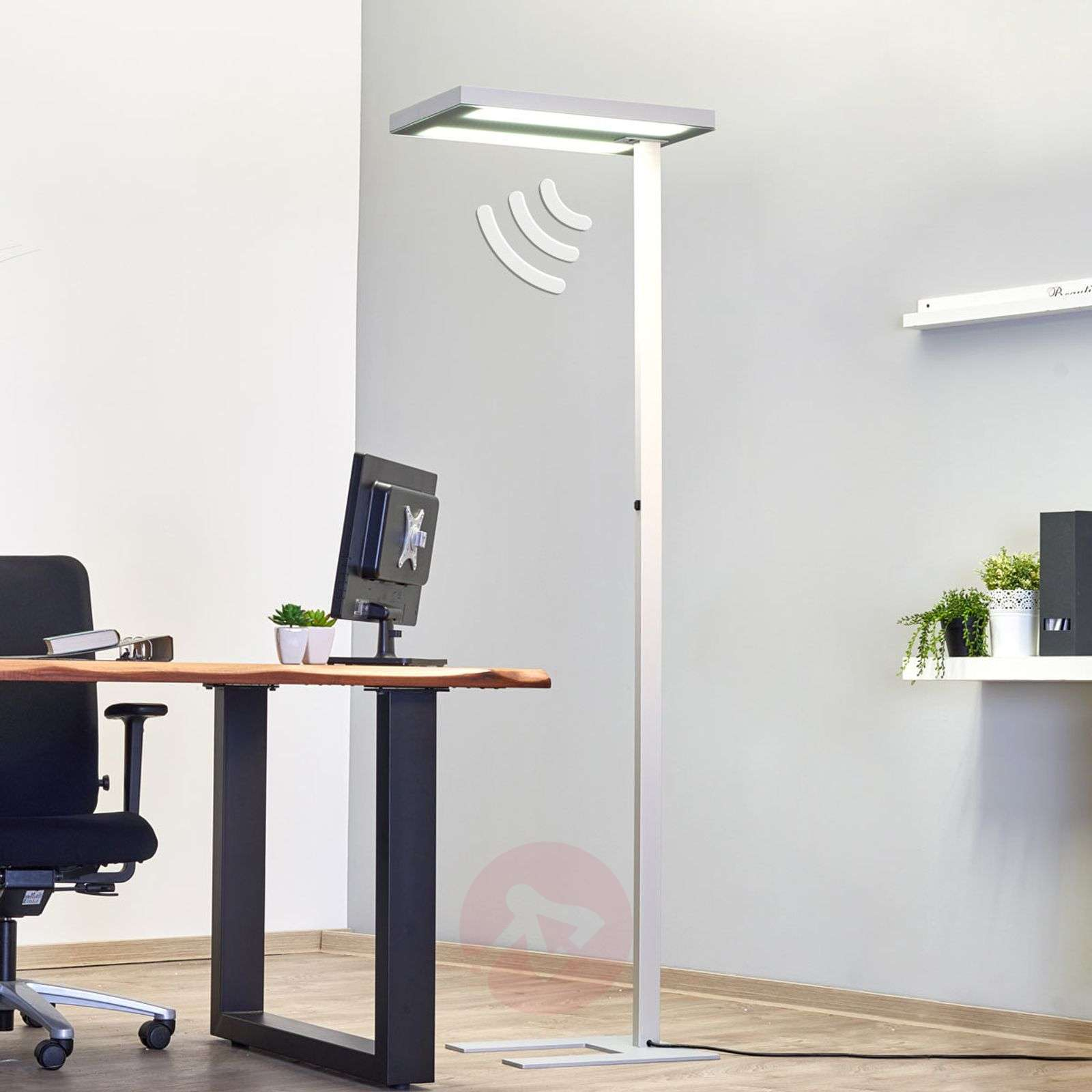 Office floor lamp Free-F LED10000 HFDd 840 SD-6040160X-09