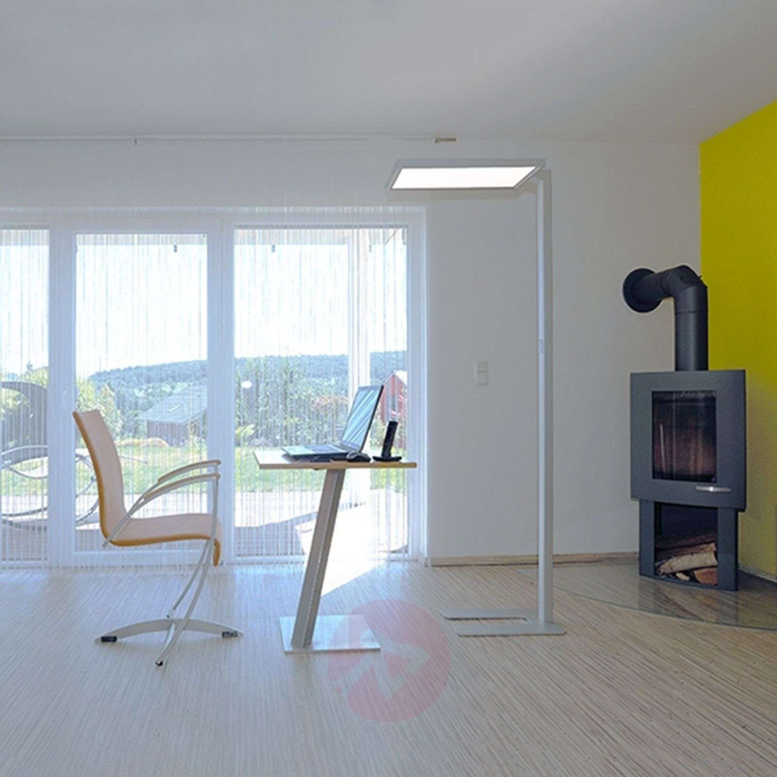 floor lamp office. Office One LED Workplace Floor Lamp-2500157-01 Lamp D