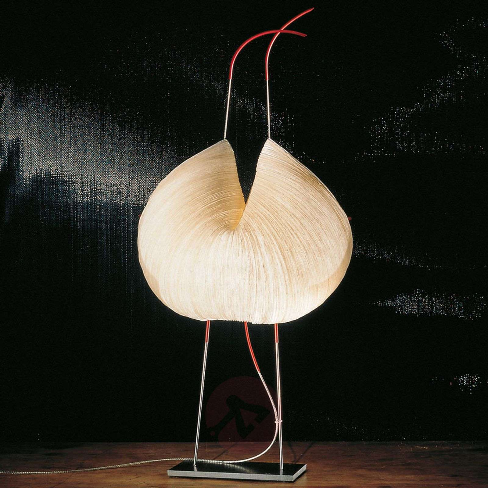Original table lamp Poul Poul made of paper-5026112-01