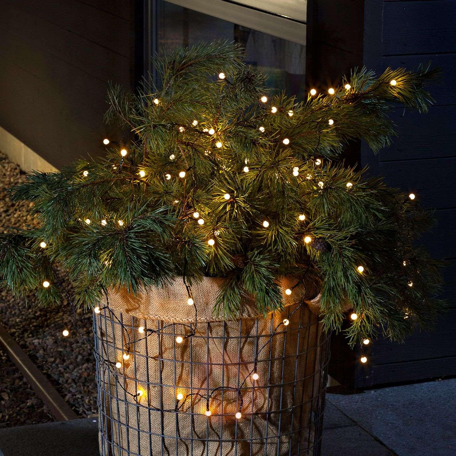 Outdoor 80-blb LED string lights warm white batt.-5524582-01